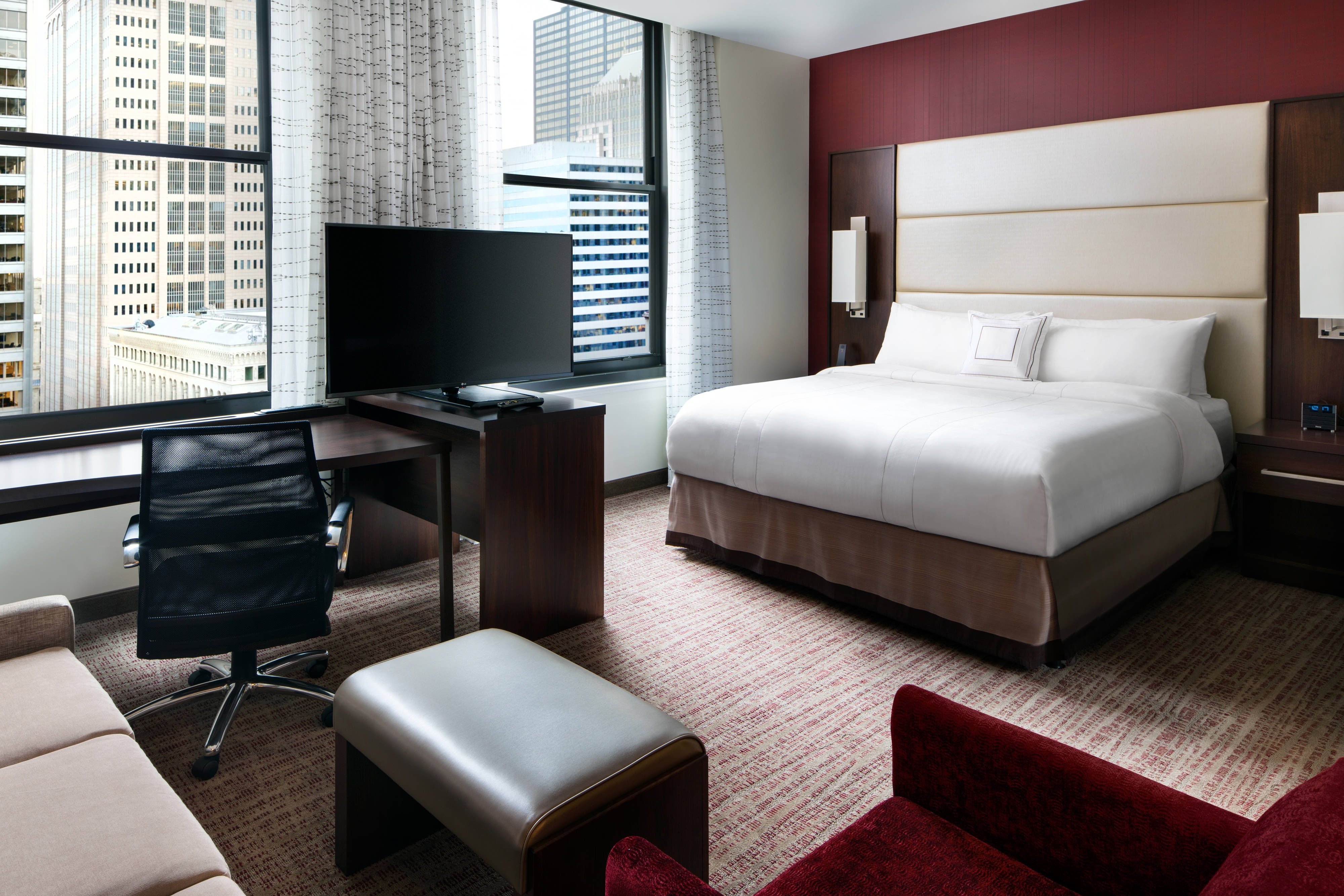 Downtown Chicago Hotel Suites Residence Inn