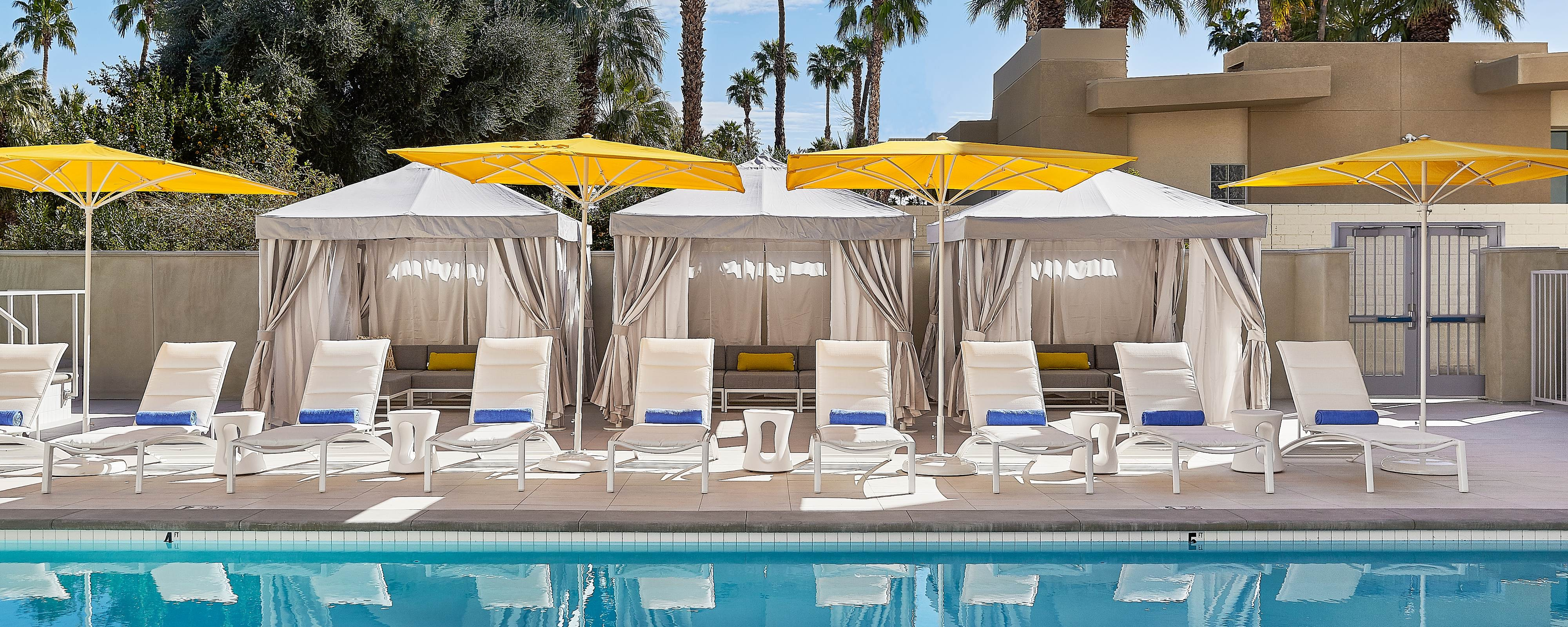 Hotel Paseo A Luxury Boutique Hotel In Palm Desert California
