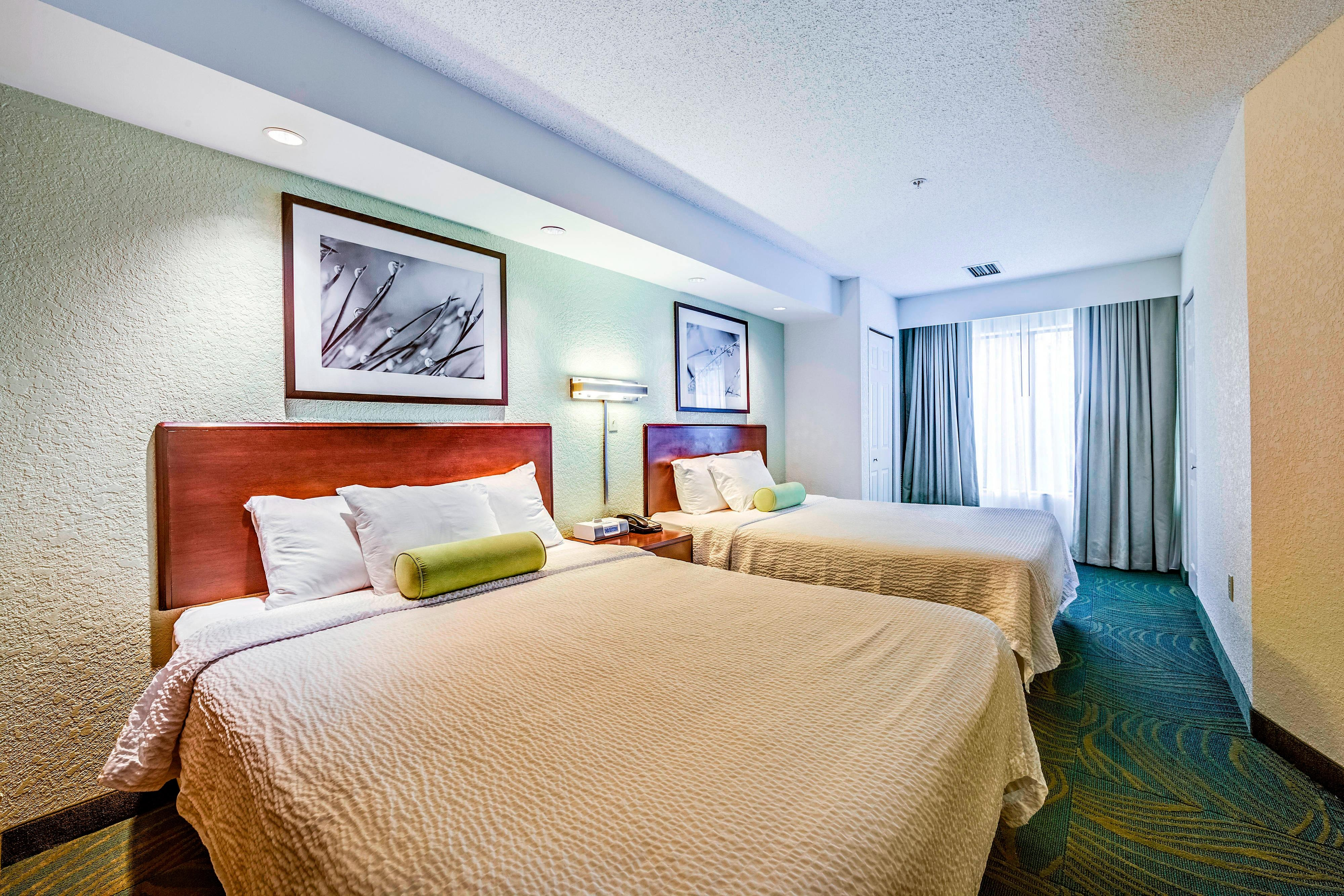 Miamisburg Hotel With Free Wi-fi Springhill Suites