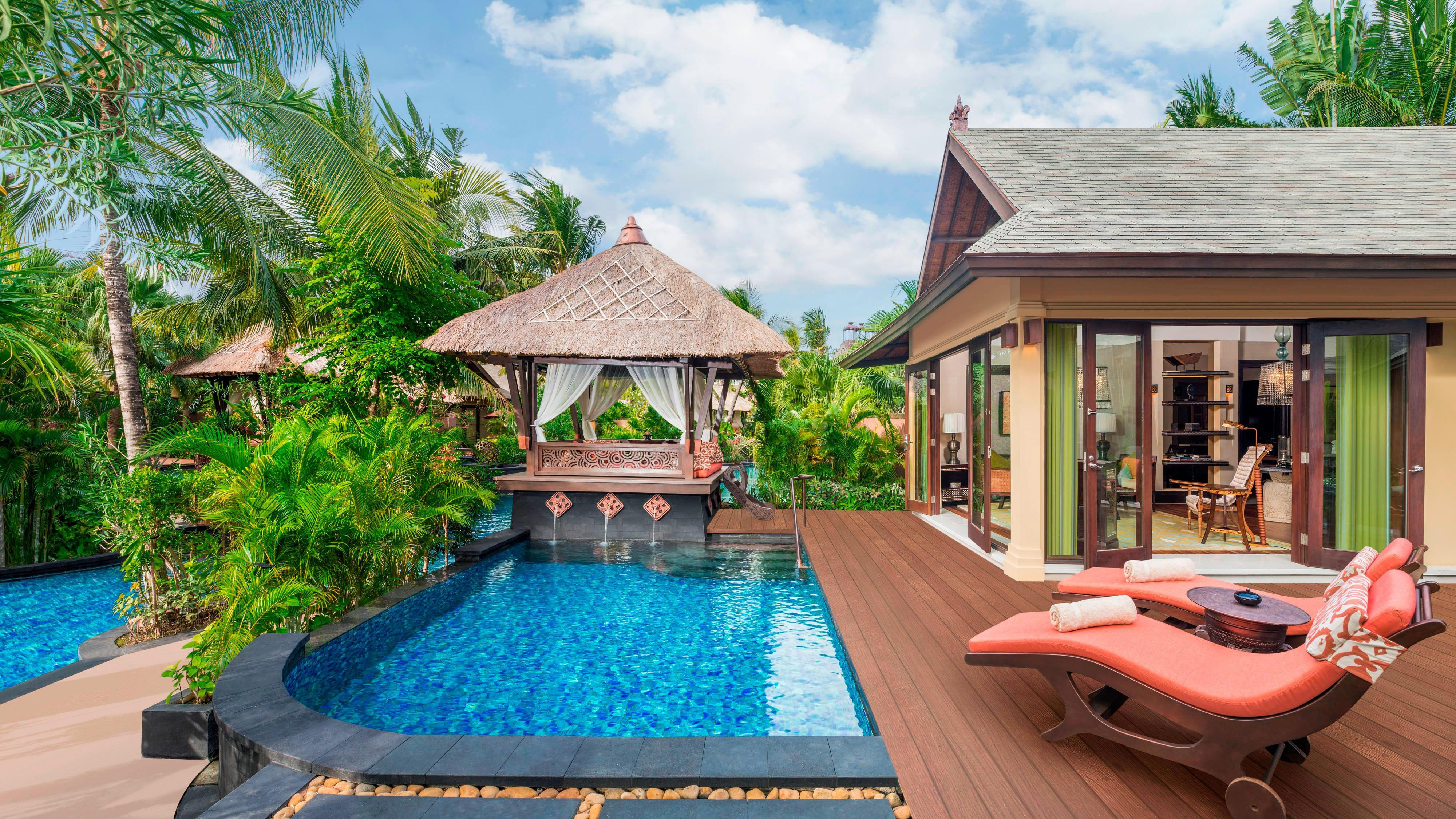 5-star Hotels In Nusa Dua Bali St. Regis Resort