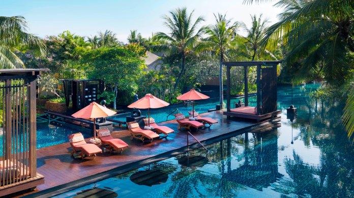 Luxury Hotels In Nusa Dua Bali The St Regis Bali Resort