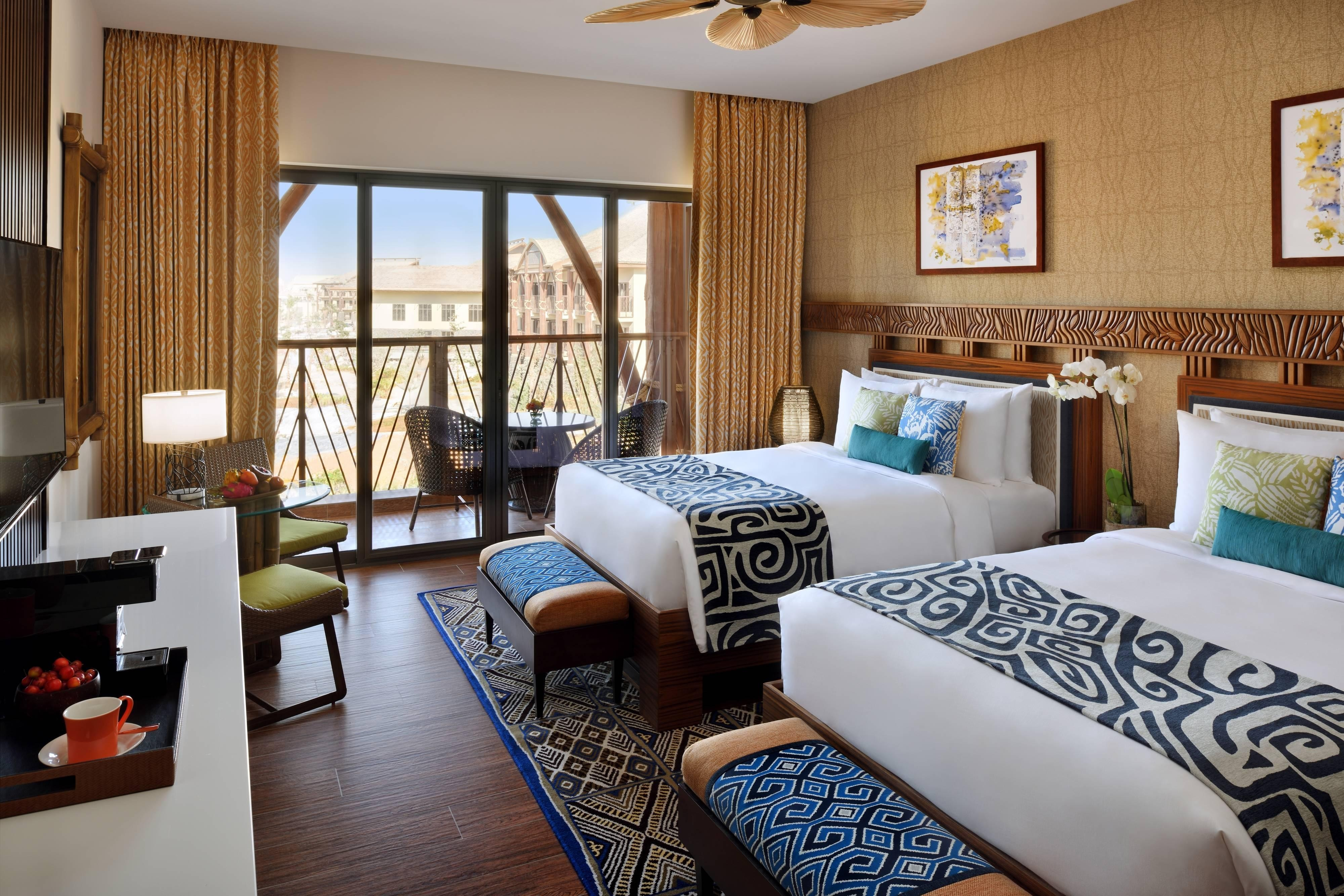 Lapita Dubai Parks and Resorts Rooms