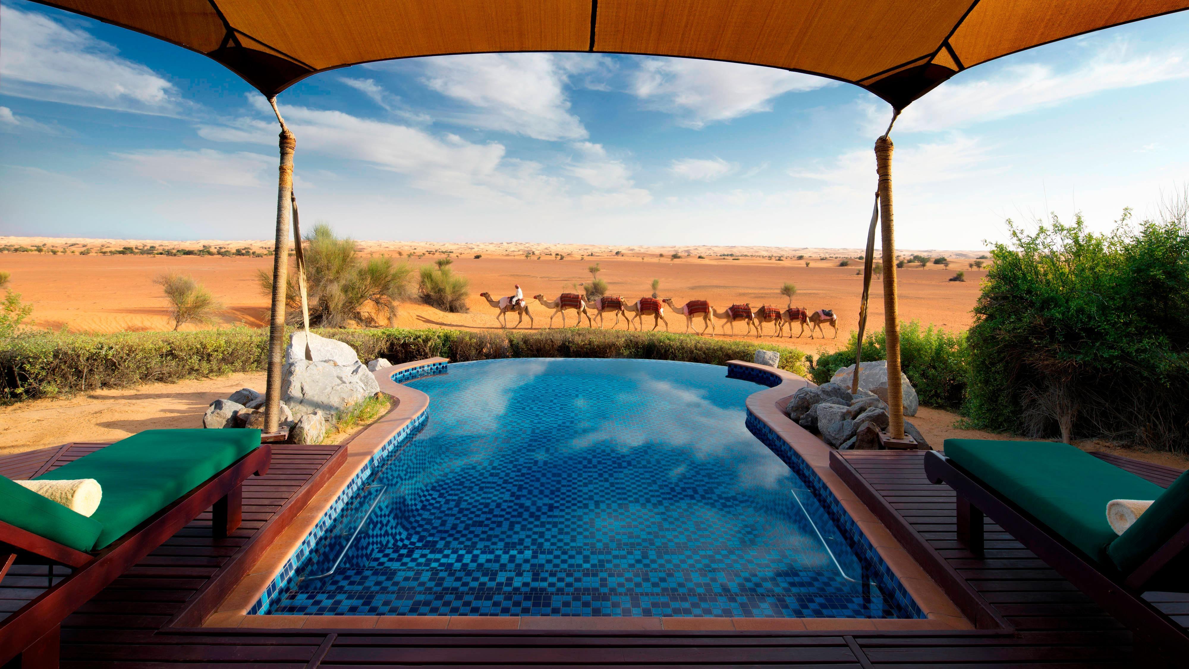 Luxury Hotels & Resorts In Dubai Al Maha