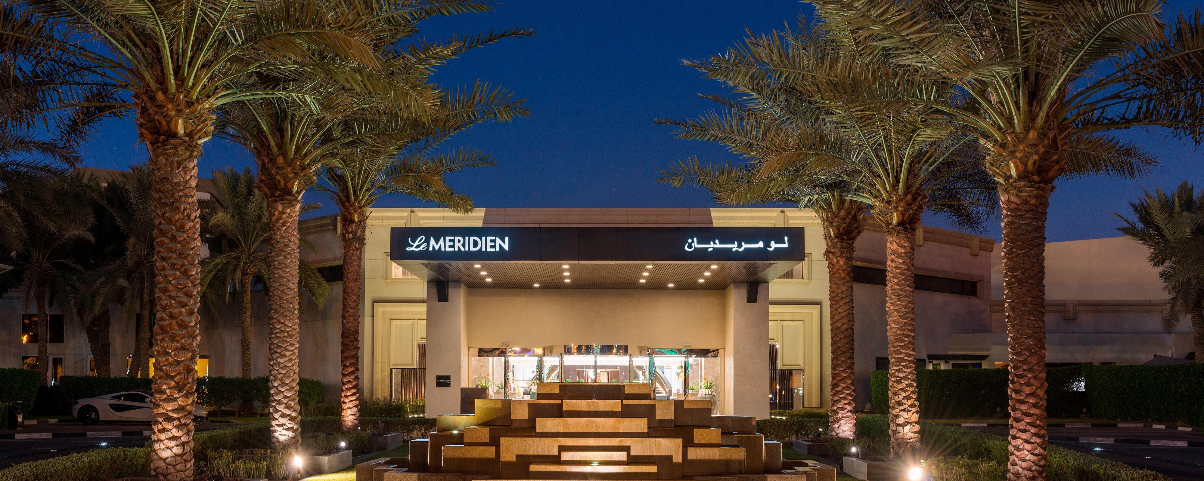 5 Star Dubai Airport Hotel Le Meridien Dubai Hotel