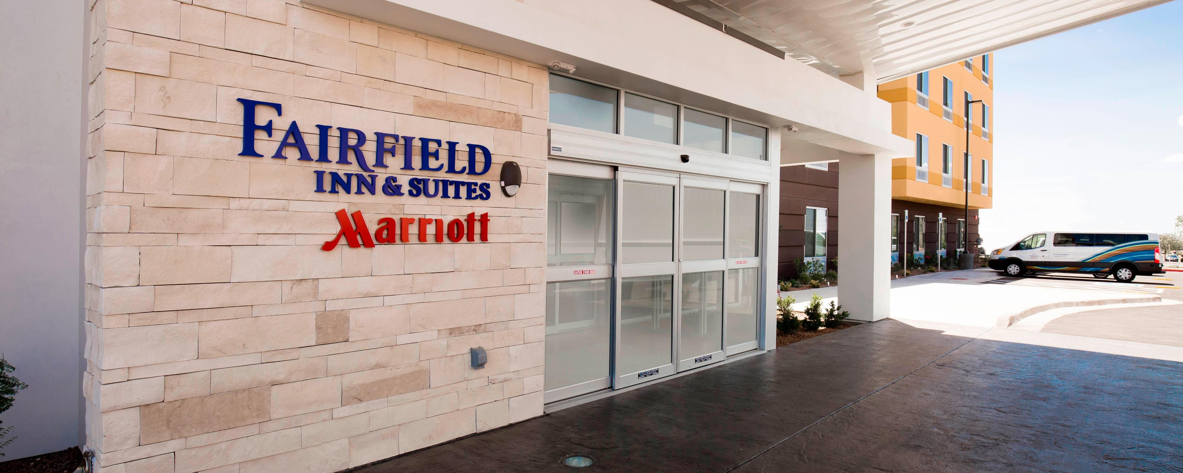 El Paso Airport Hotels Near Fort Bliss Fairfield Inn