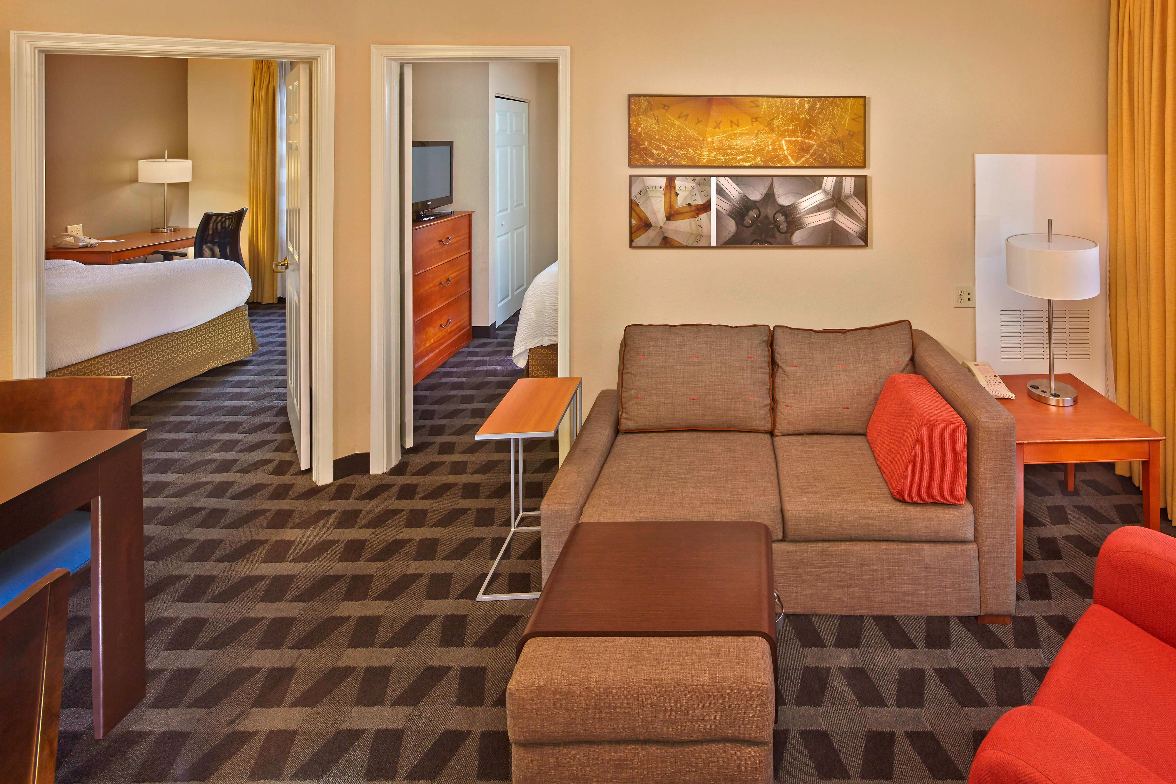 Extended Stay Hotel in Fort Lauderdale  TownePlace Suites Weston