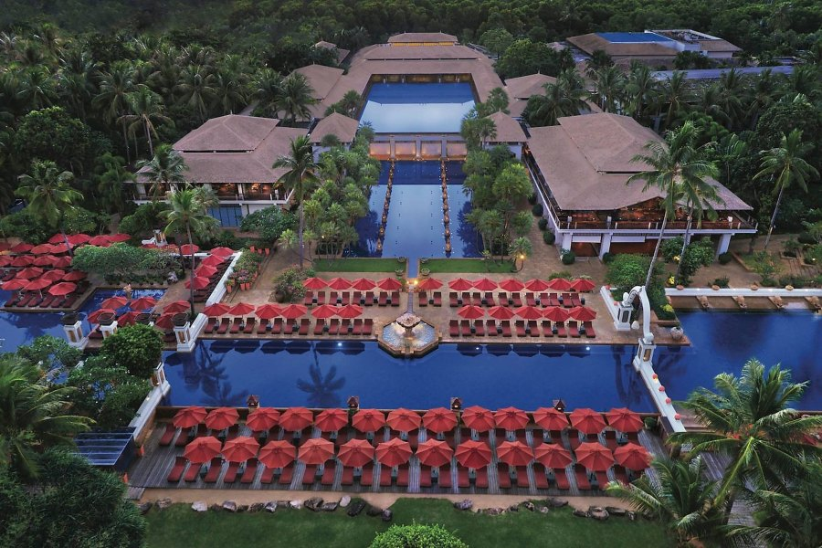 JW Marriott Phuket Resort and Spa is one of the top luxury resorts in Phuket