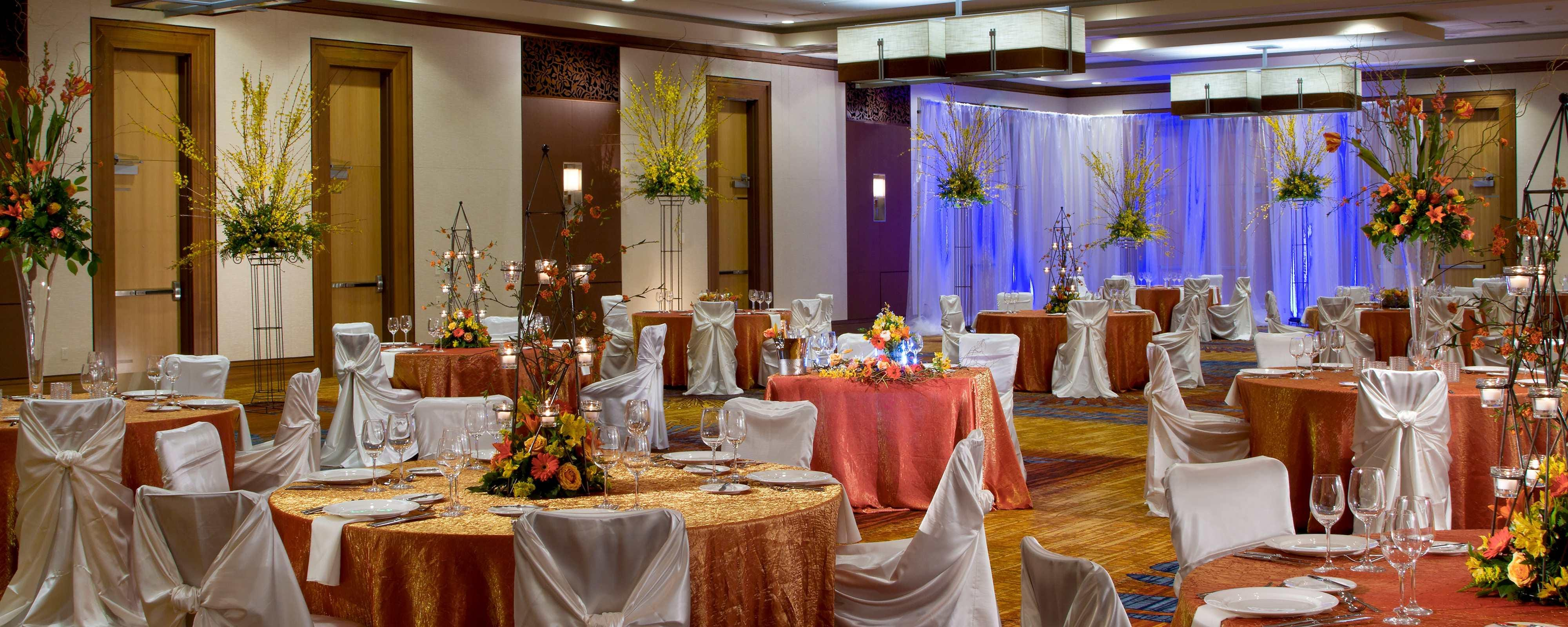 Wedding Reception Venues in Downtown Indianapolis