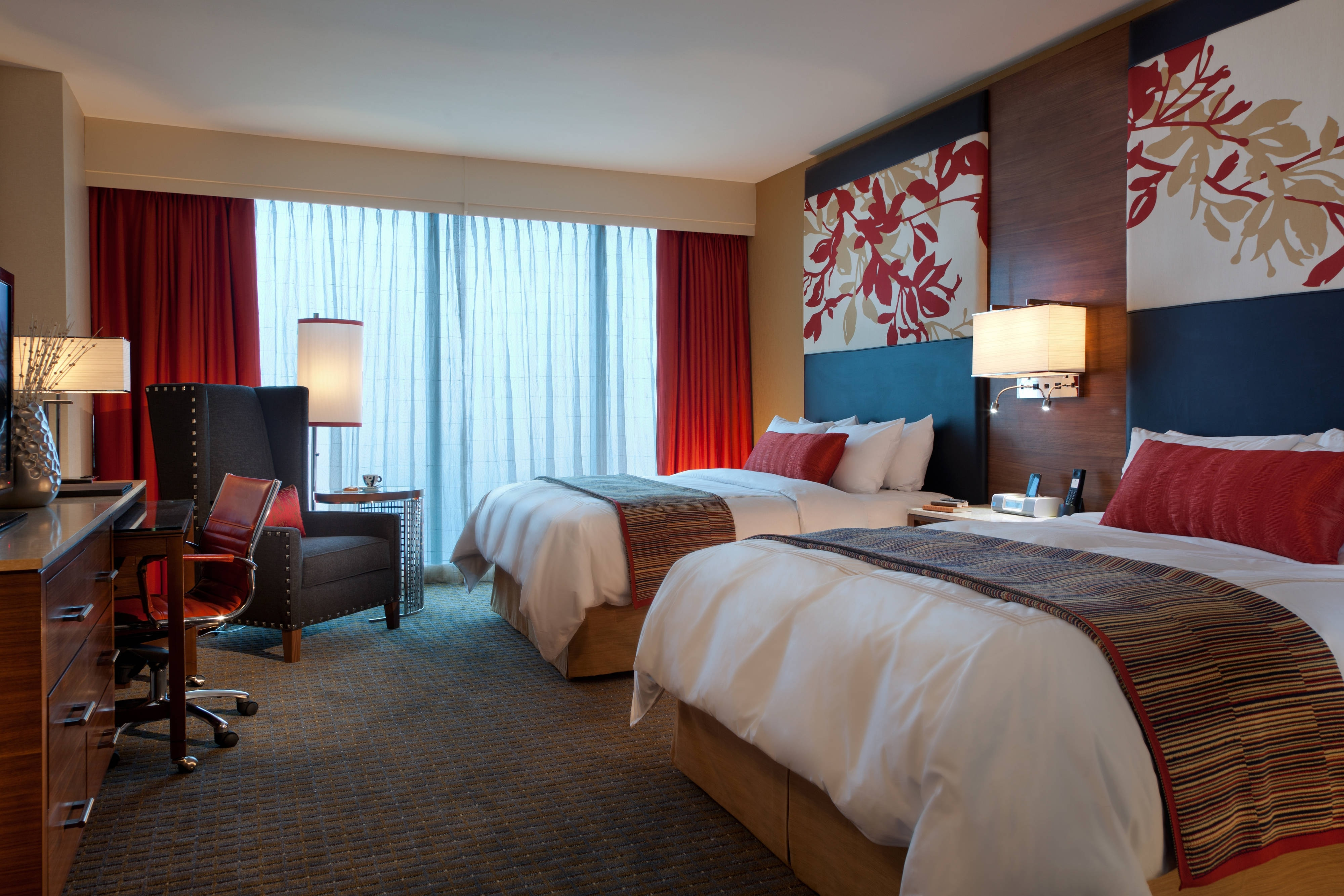 JW Marriott Indianapolis Rooms