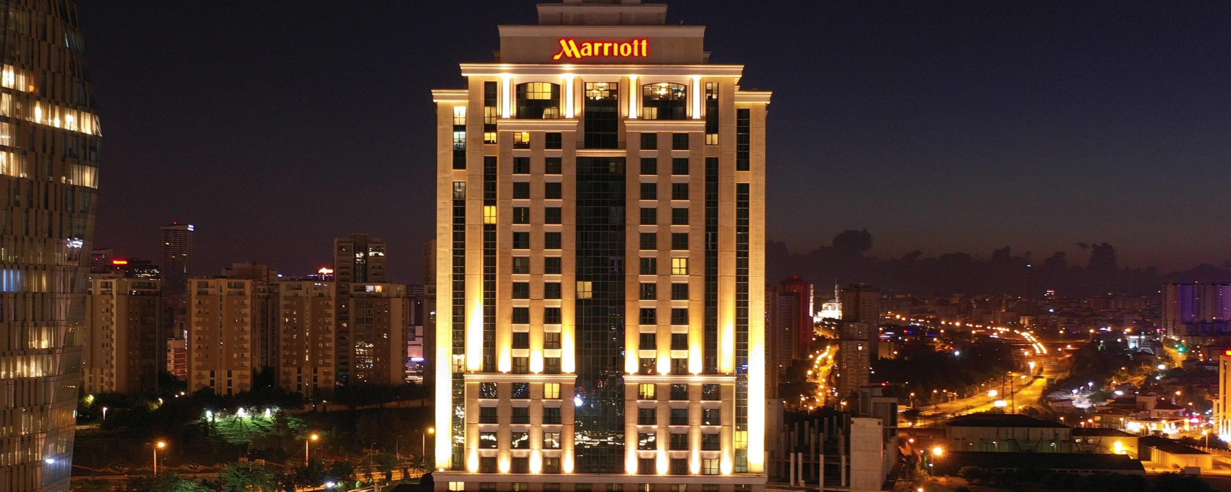 Hotel In Istanbul Istanbul Marriott Hotel Hotel Near