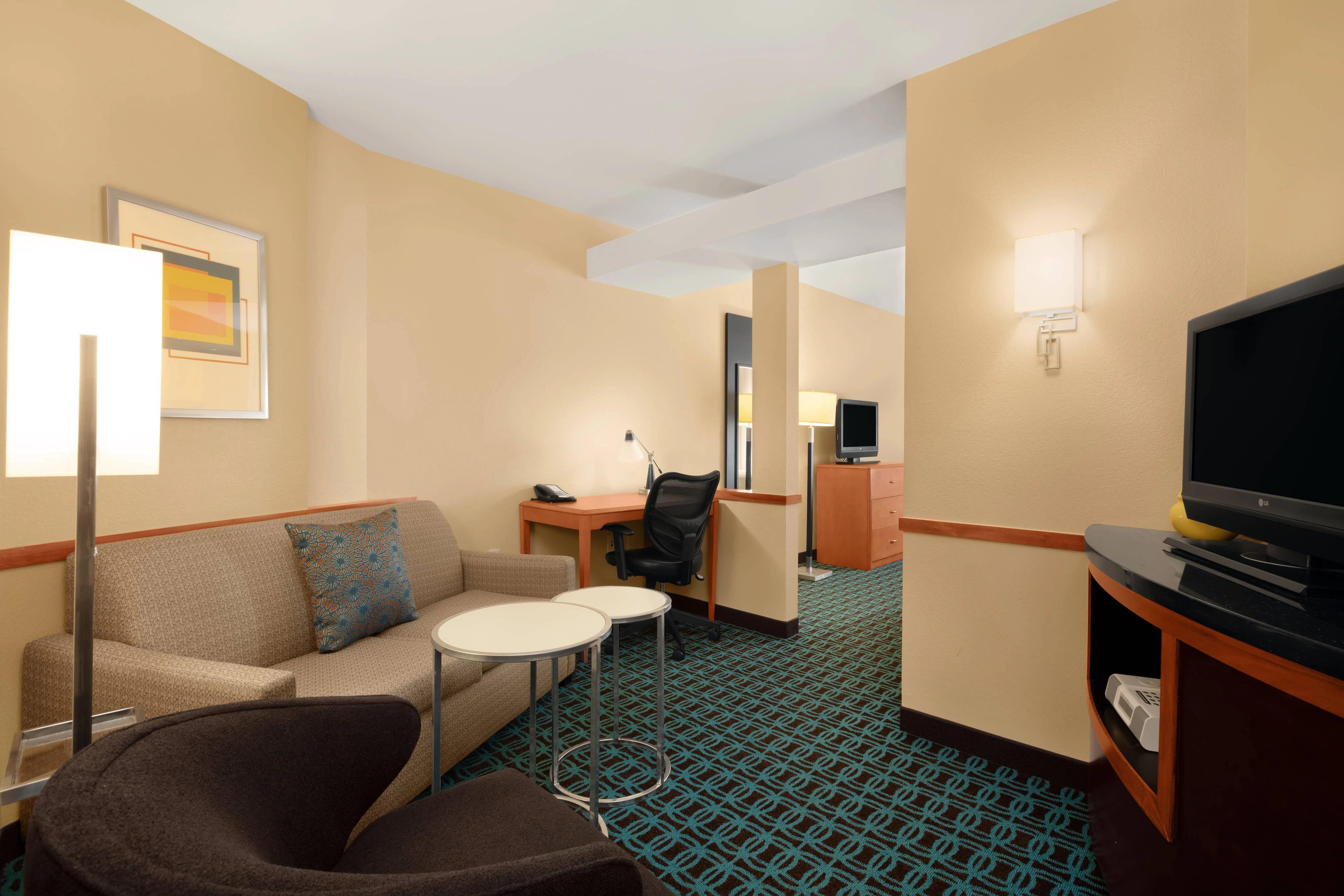 Historic St. Augustine Hotels Fairfield Inn & Suites St