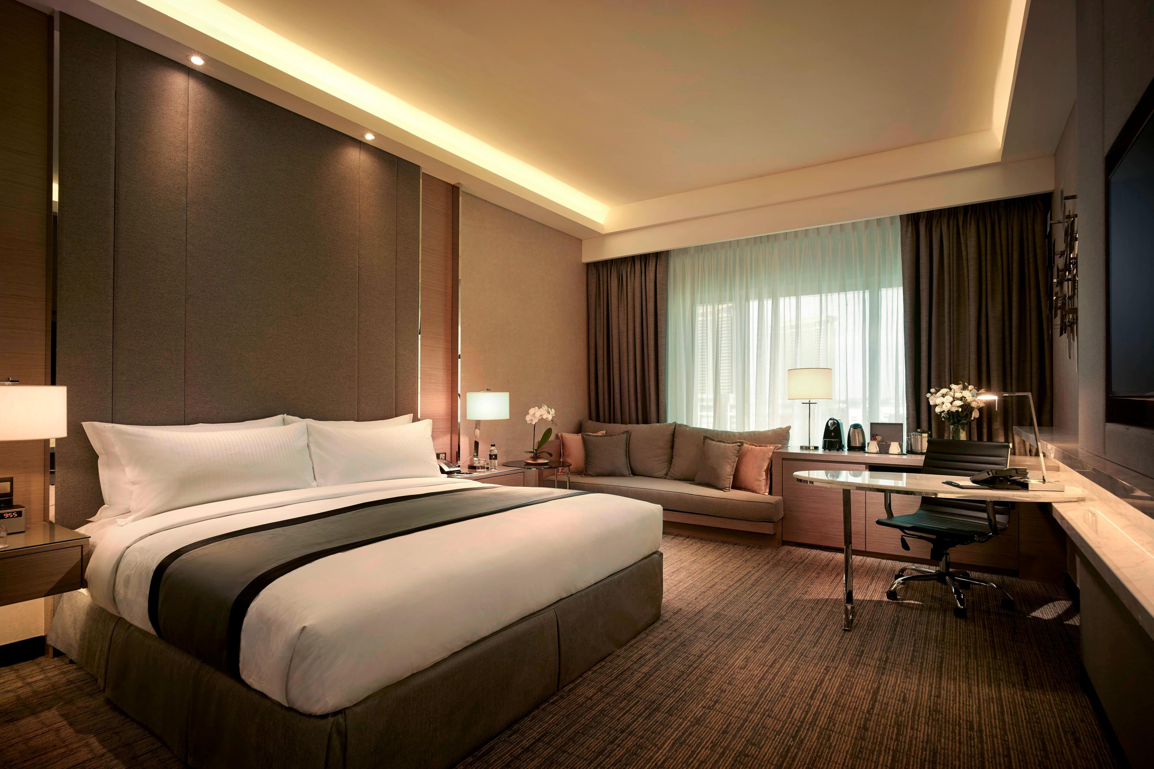 Luxury Kuala Lumper Hotel Jw Marriott Lumpur