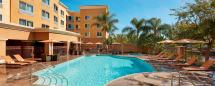 Hotels Disneyland With Fitness Center Courtyard