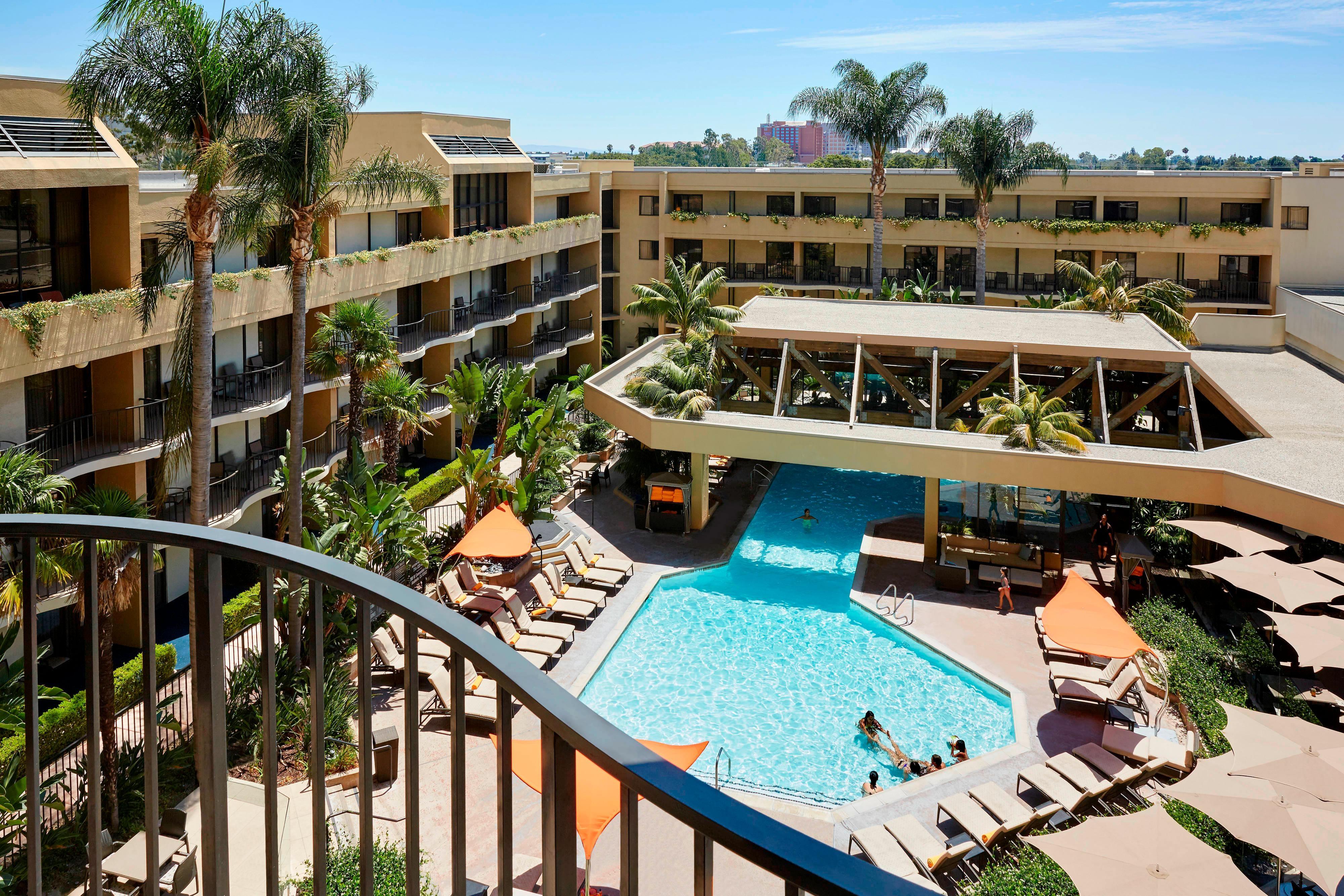 4-star Hotel In Anaheim Ca Marriott