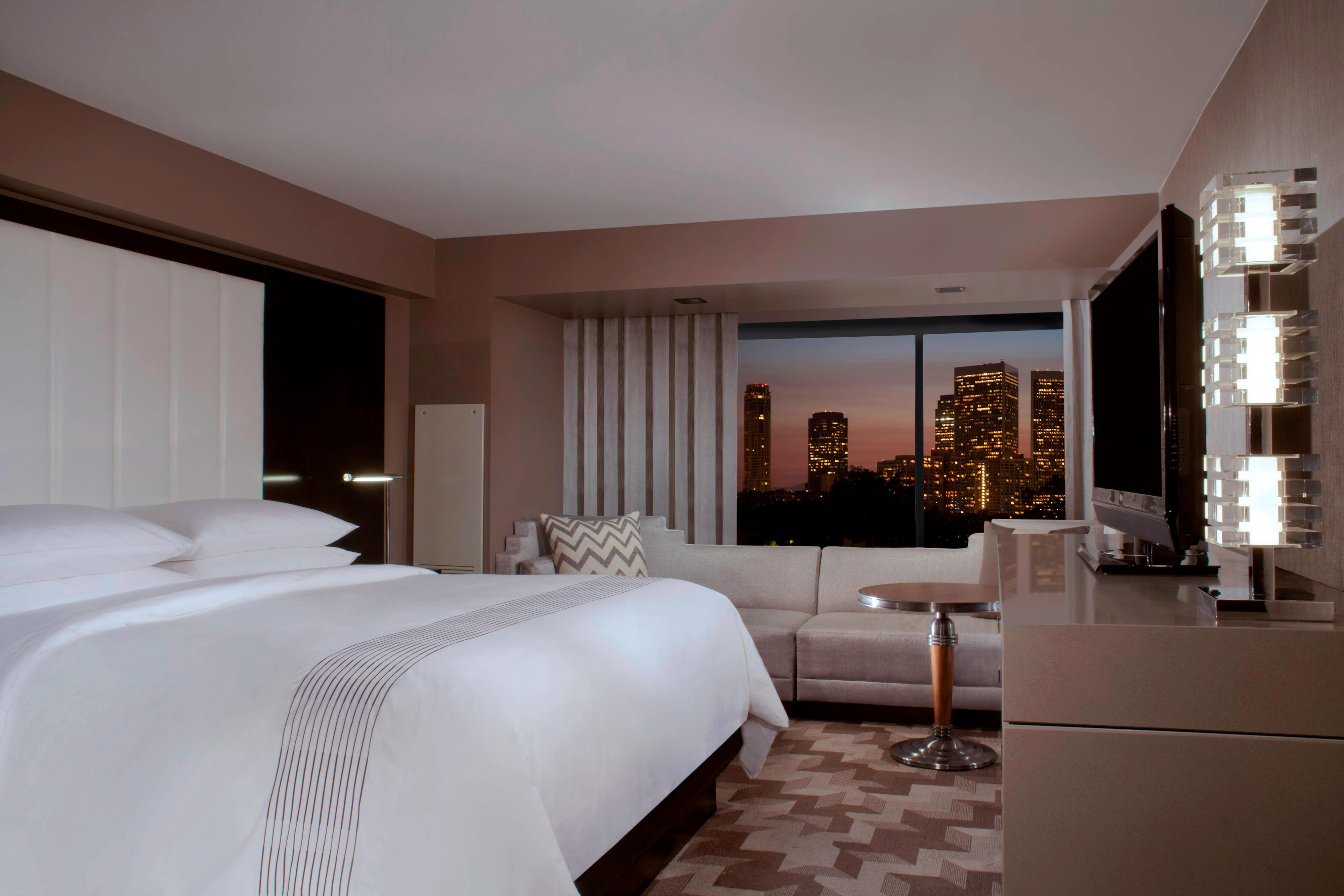 Beverly Hills Hotels Marriott Los Angeles