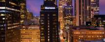 Downtown Los Angeles Hotel Sheraton Grand