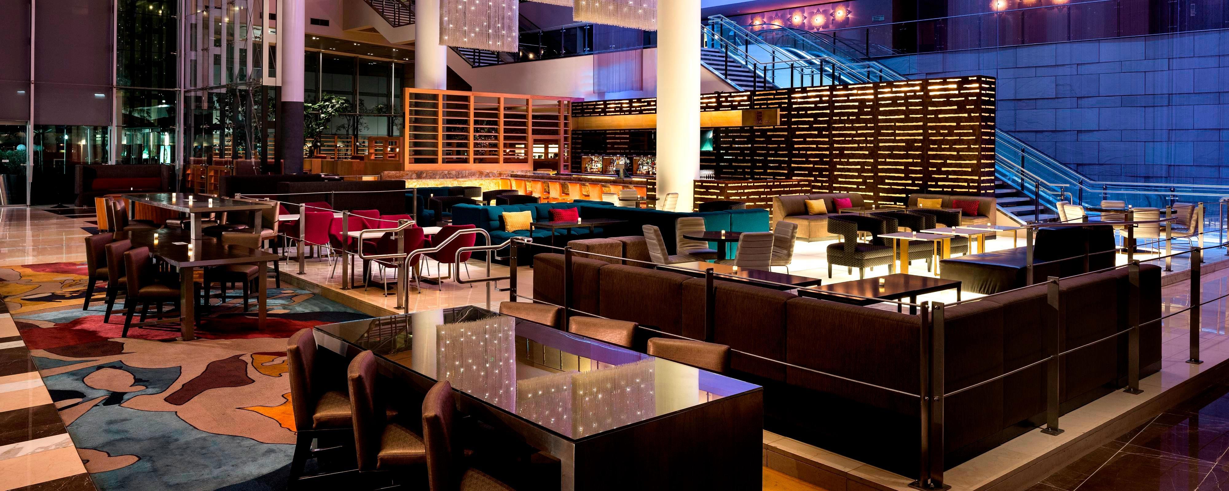 L A Live Restaurants Los Angeles Dining Jw Marriott