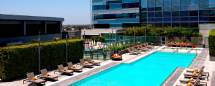 Downtown L. Hotel With Rooftop Pool - Gym Jw Marriott