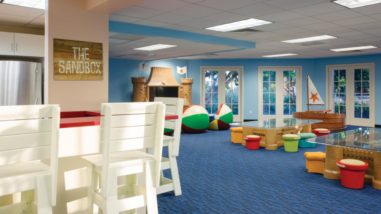 Marriott Newport Beach Villas Kids Club