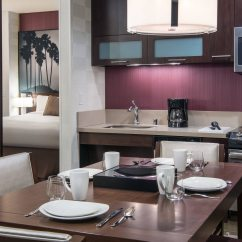 Hotels With Kitchen In Los Angeles Cart Target Downtown Residence Inn L A Live Two Bedroom Hotel