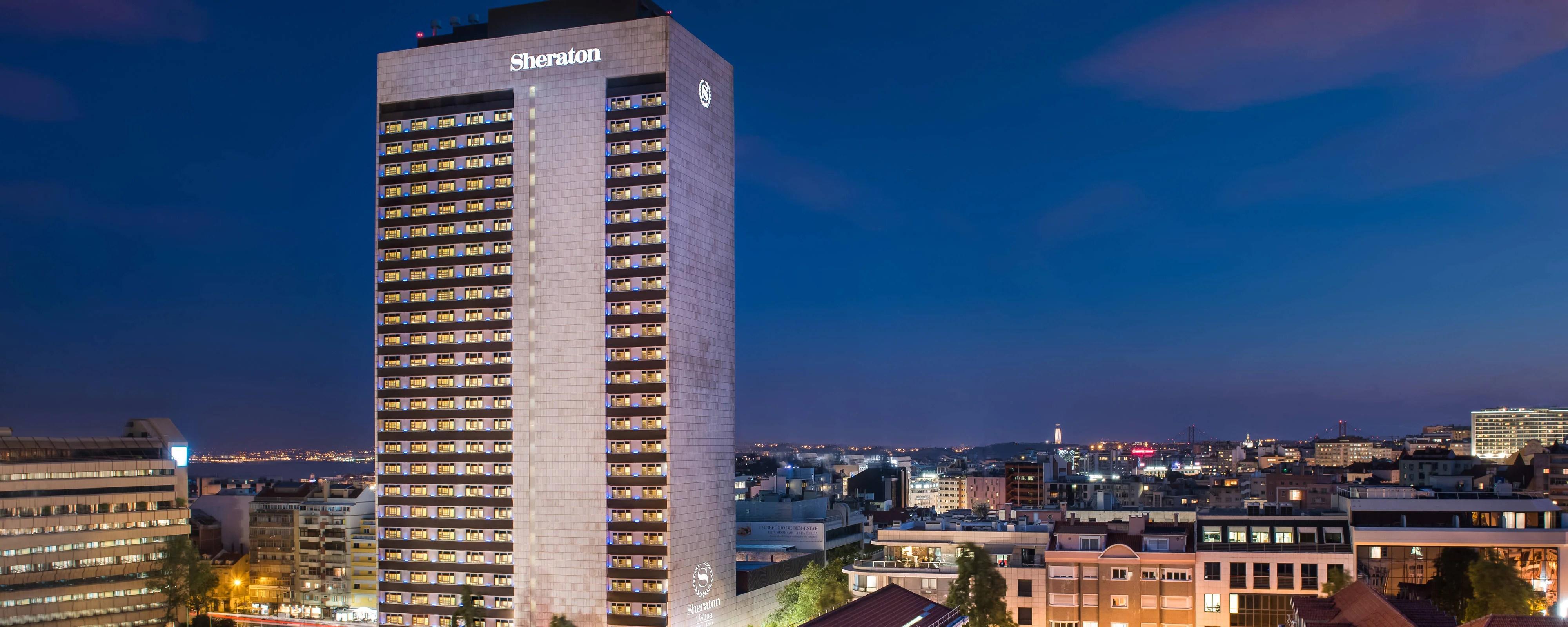 City Center Hotel Lisbon Portugal Sheraton Lisboa Hotel