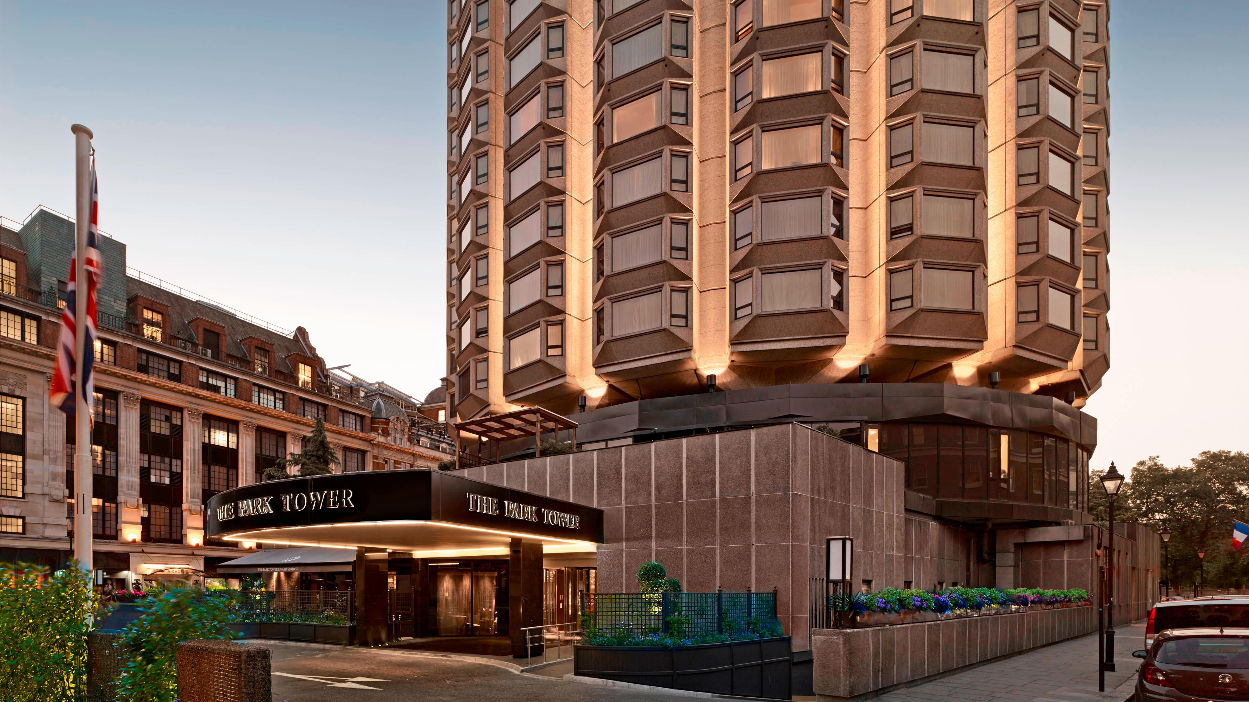 Luxury Hotels & Resorts In London Park Tower Knightsbridge Collection Hotel