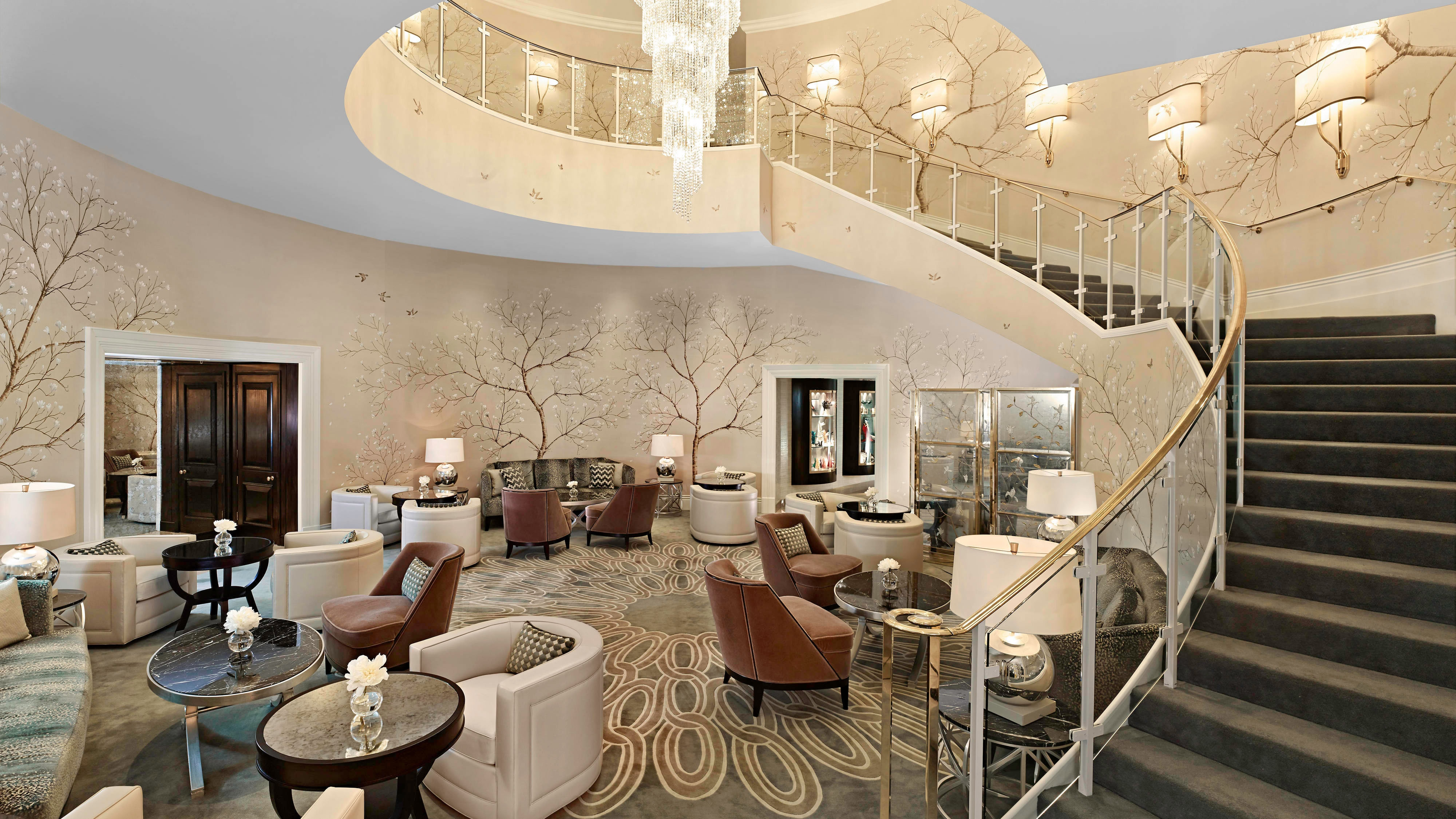 Luxury Hotels Resorts In London The Park Tower