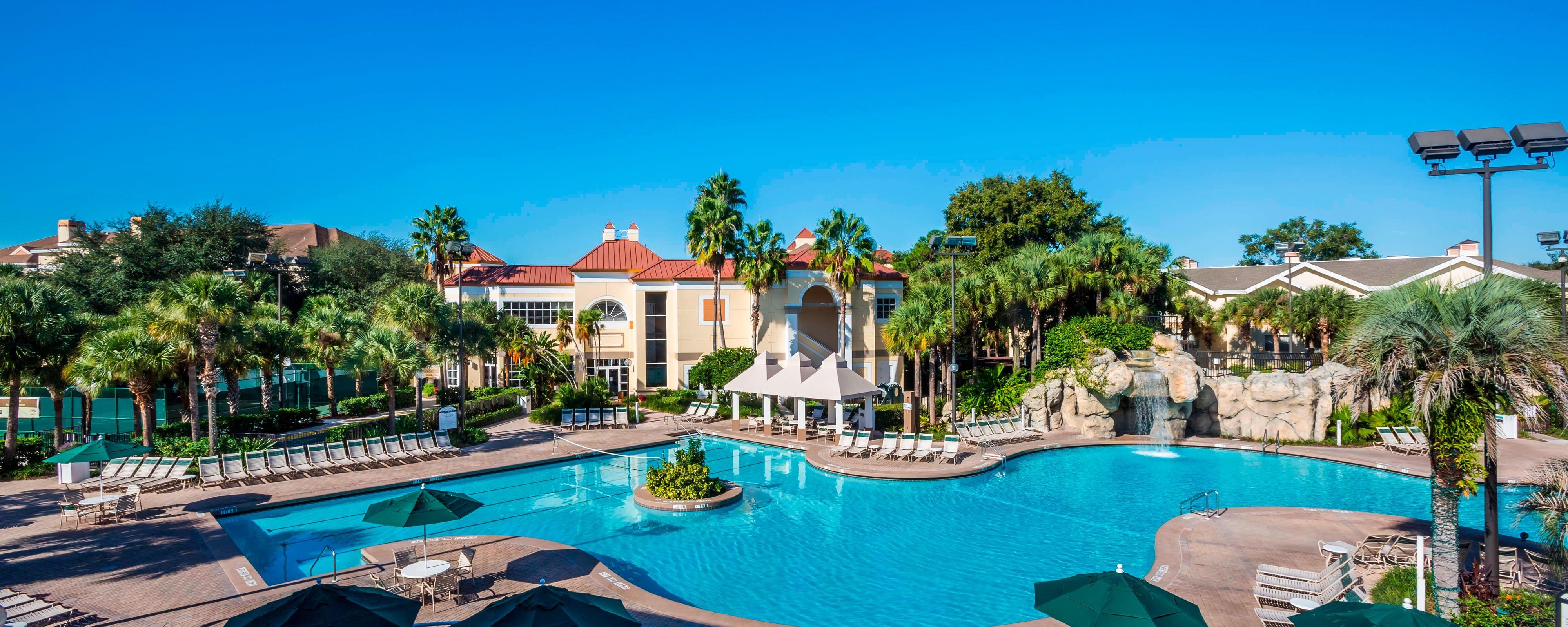 Resort In Orlando Sheraton Vistana Resort Villas Lake