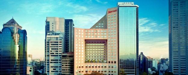 Luxury Polanco Hotels in Mexico City JW Marriott Hotel