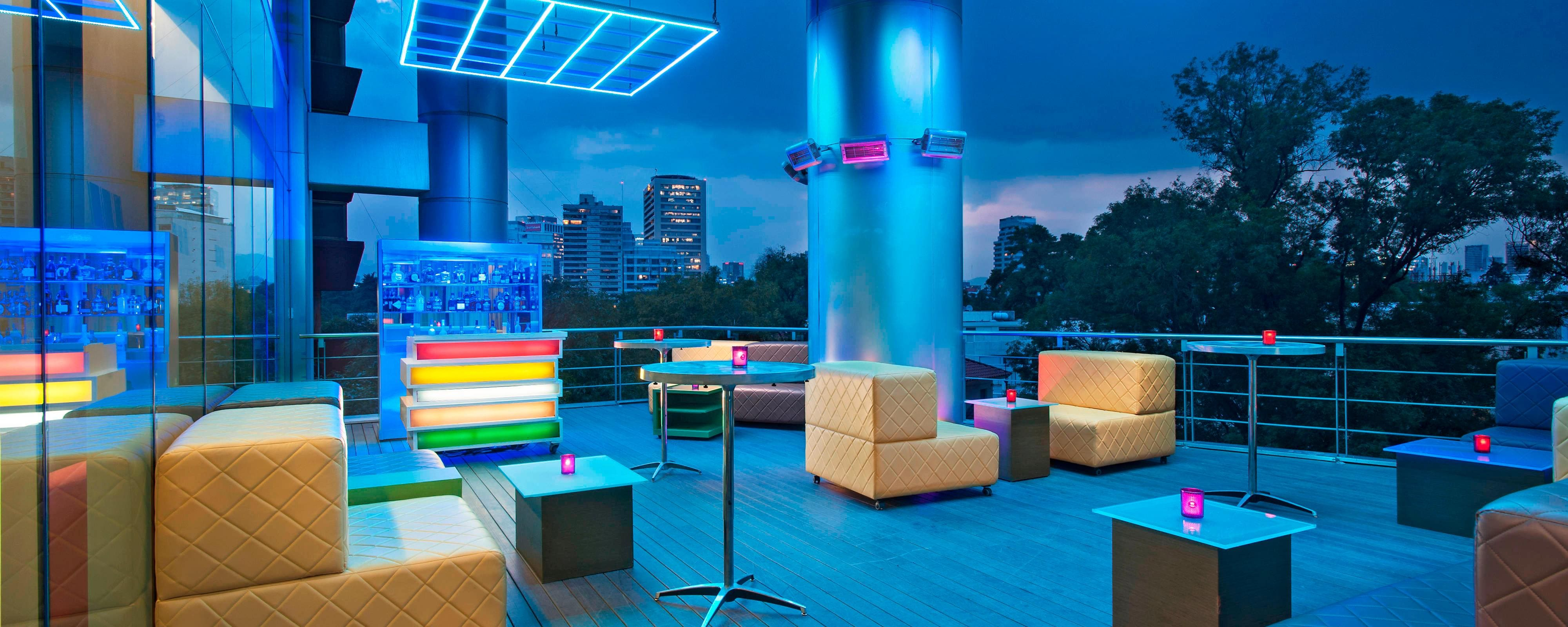 Luxury Boutique Hotel In Mexico City