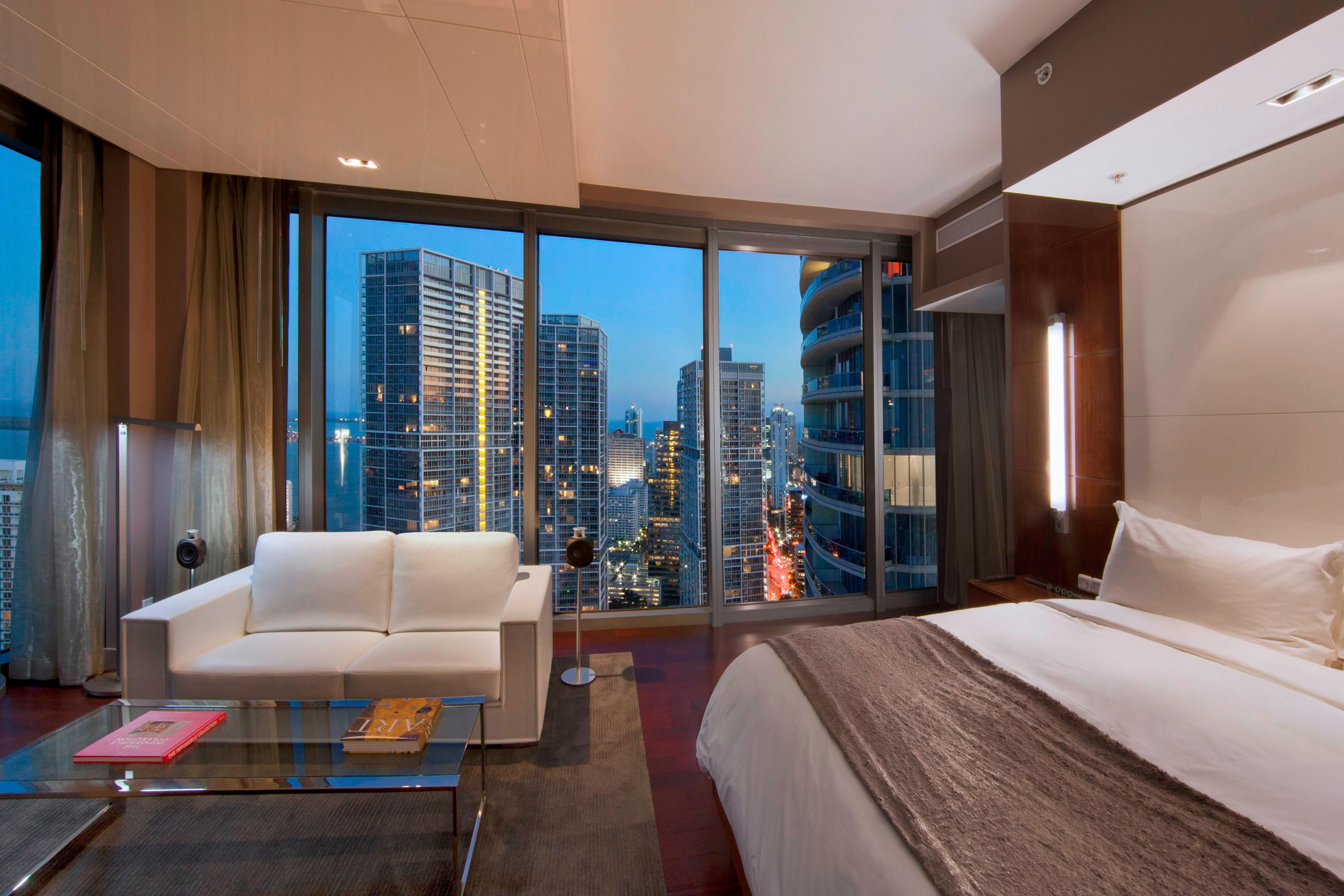 Beaux Arts Miami Hotel Rooms