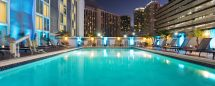 Midtown Miami Hotels With Pool Courtyard Downtown