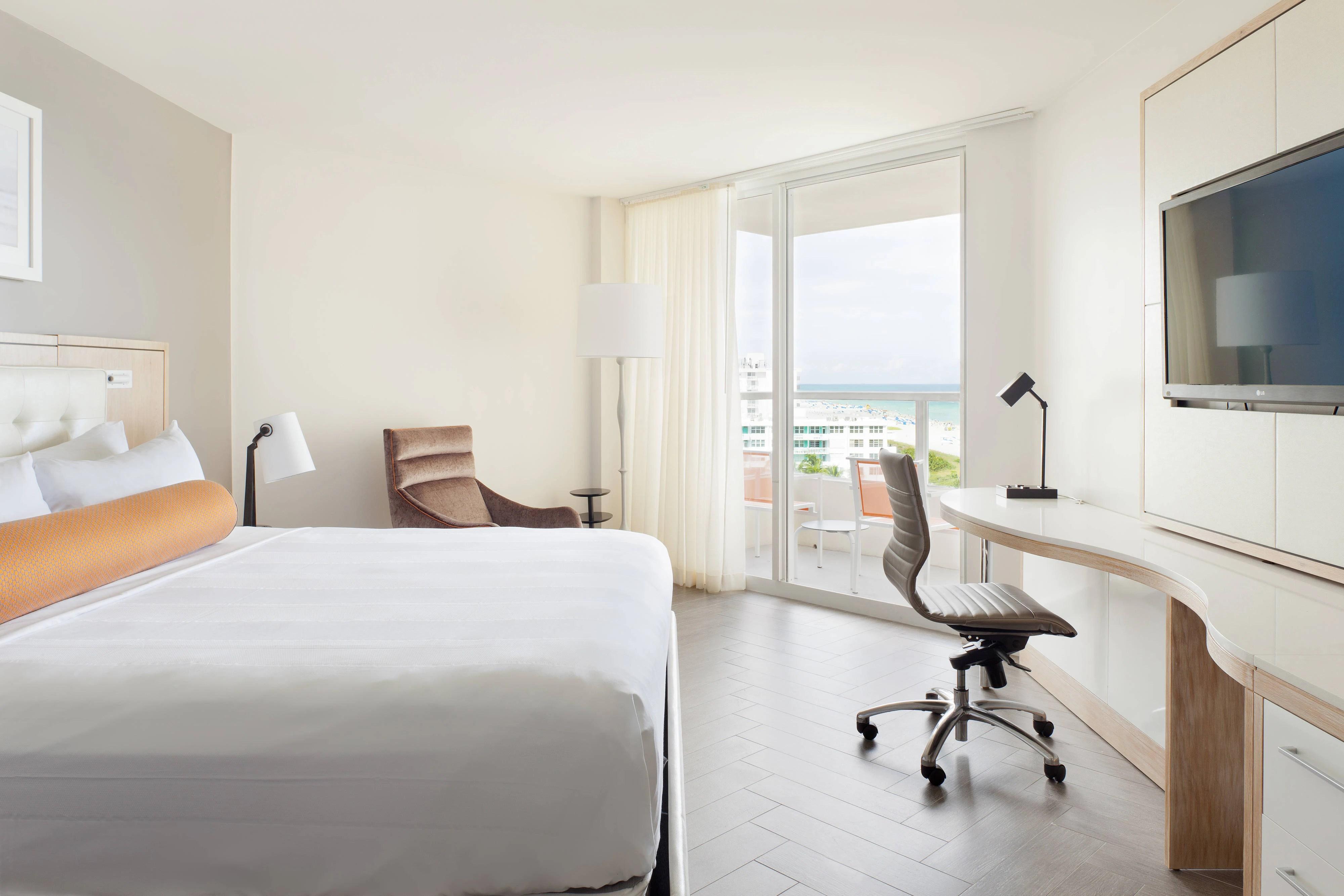 Stanton South Beach Marriott Rooms