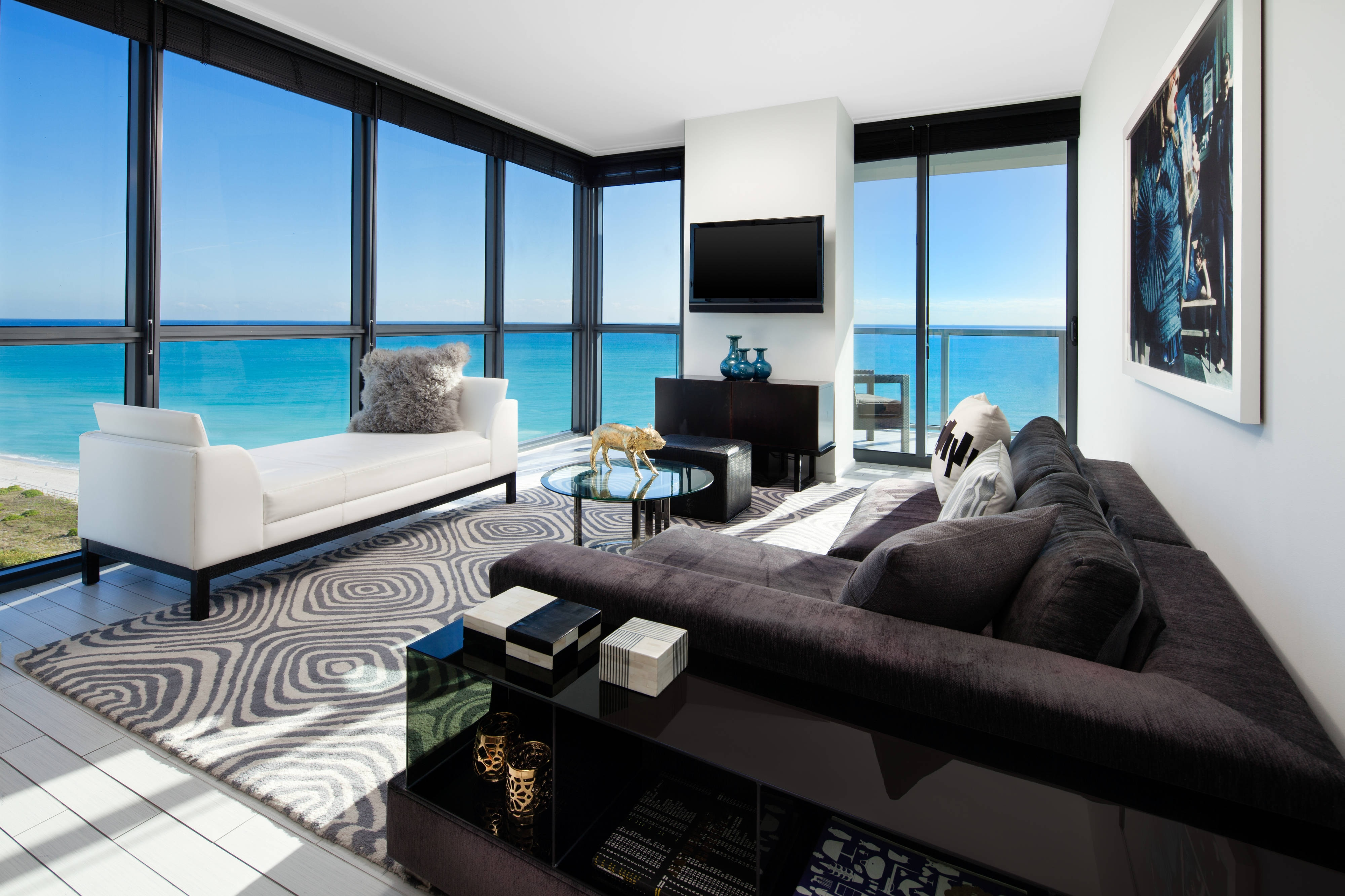 Luxury Suites In Miami Beach South