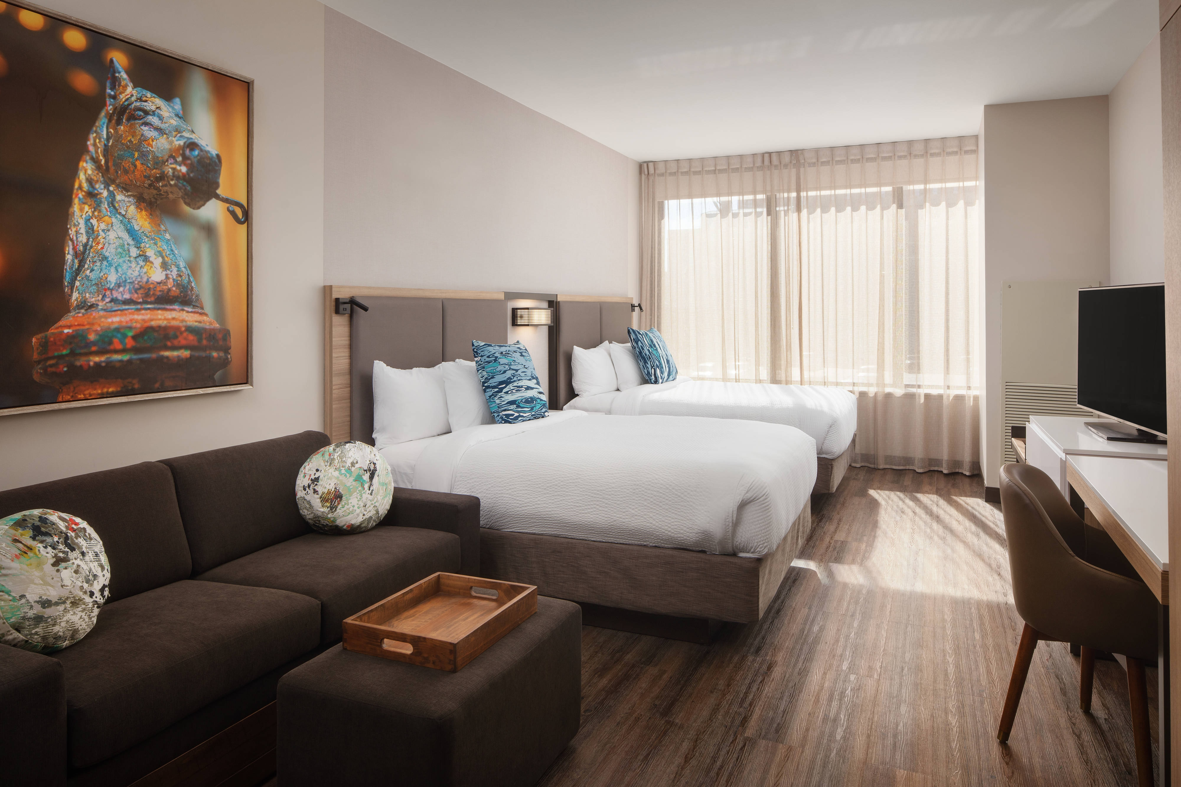 Hotels in Downtown New Orleans  SpringHill Suites New