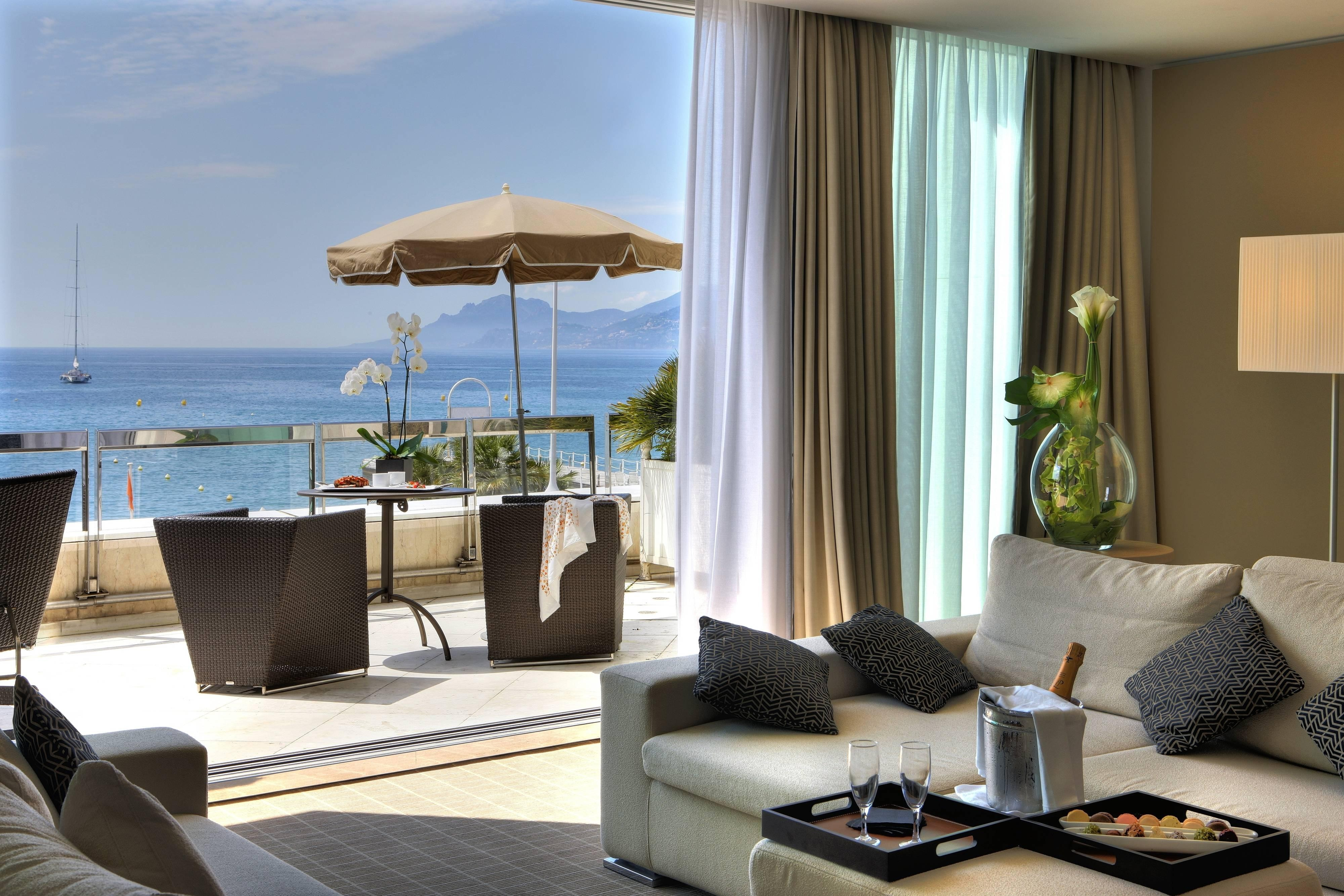 Marriott Hotel Cannes France