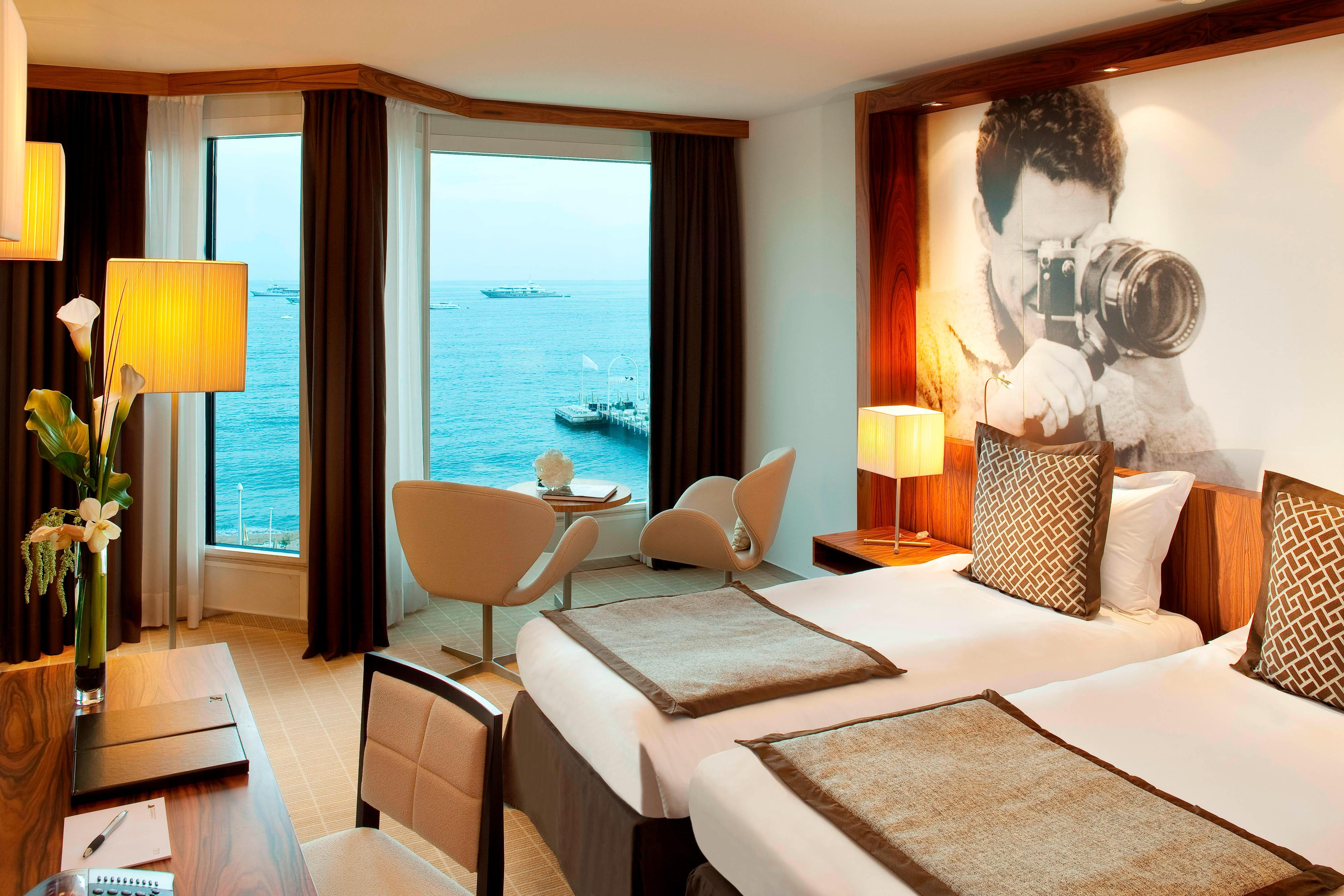 Cannes Accommodation - French Riviera Suites Jw Marriott