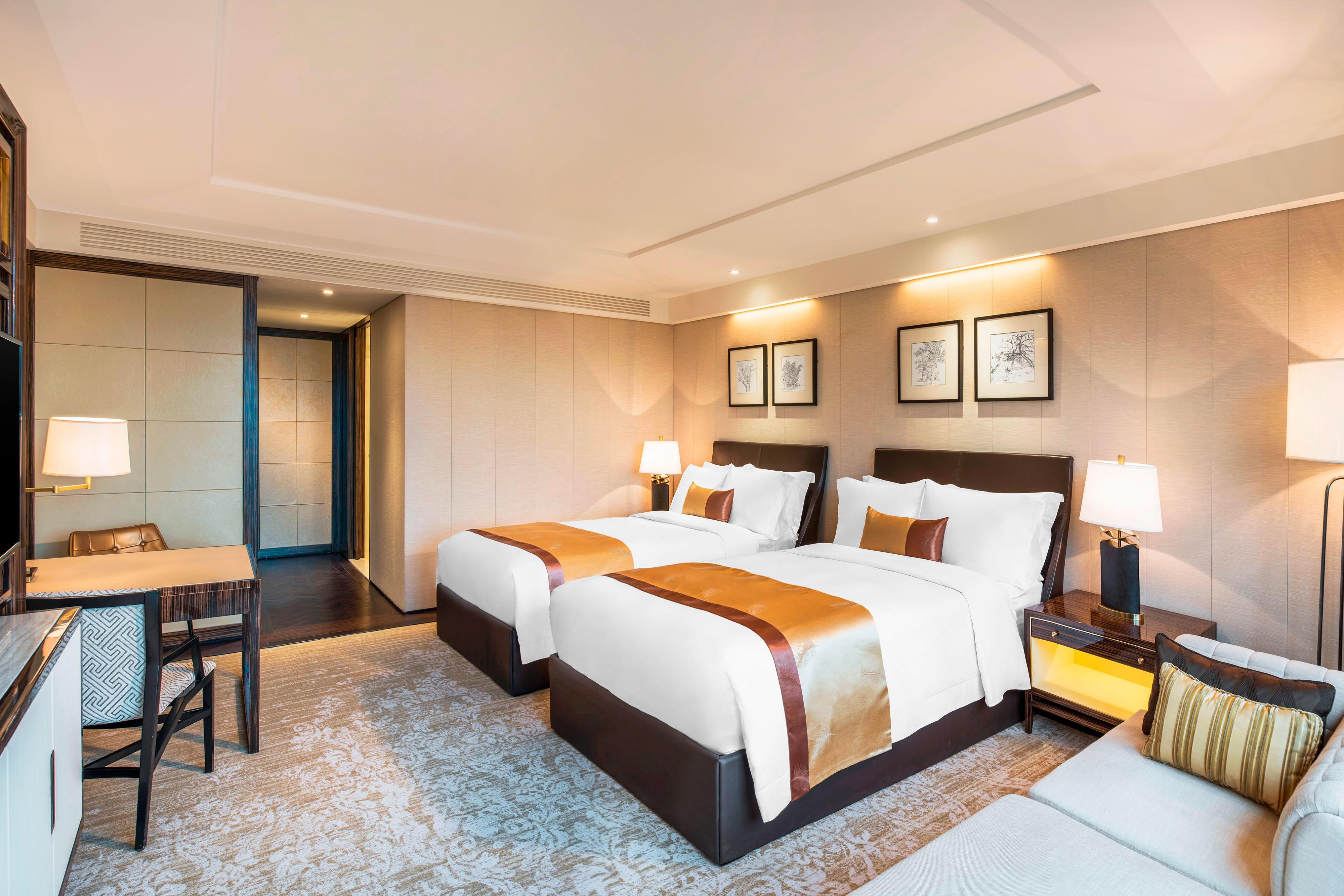 Luxury Hotels & Resorts In Nanjing Grand Mansion