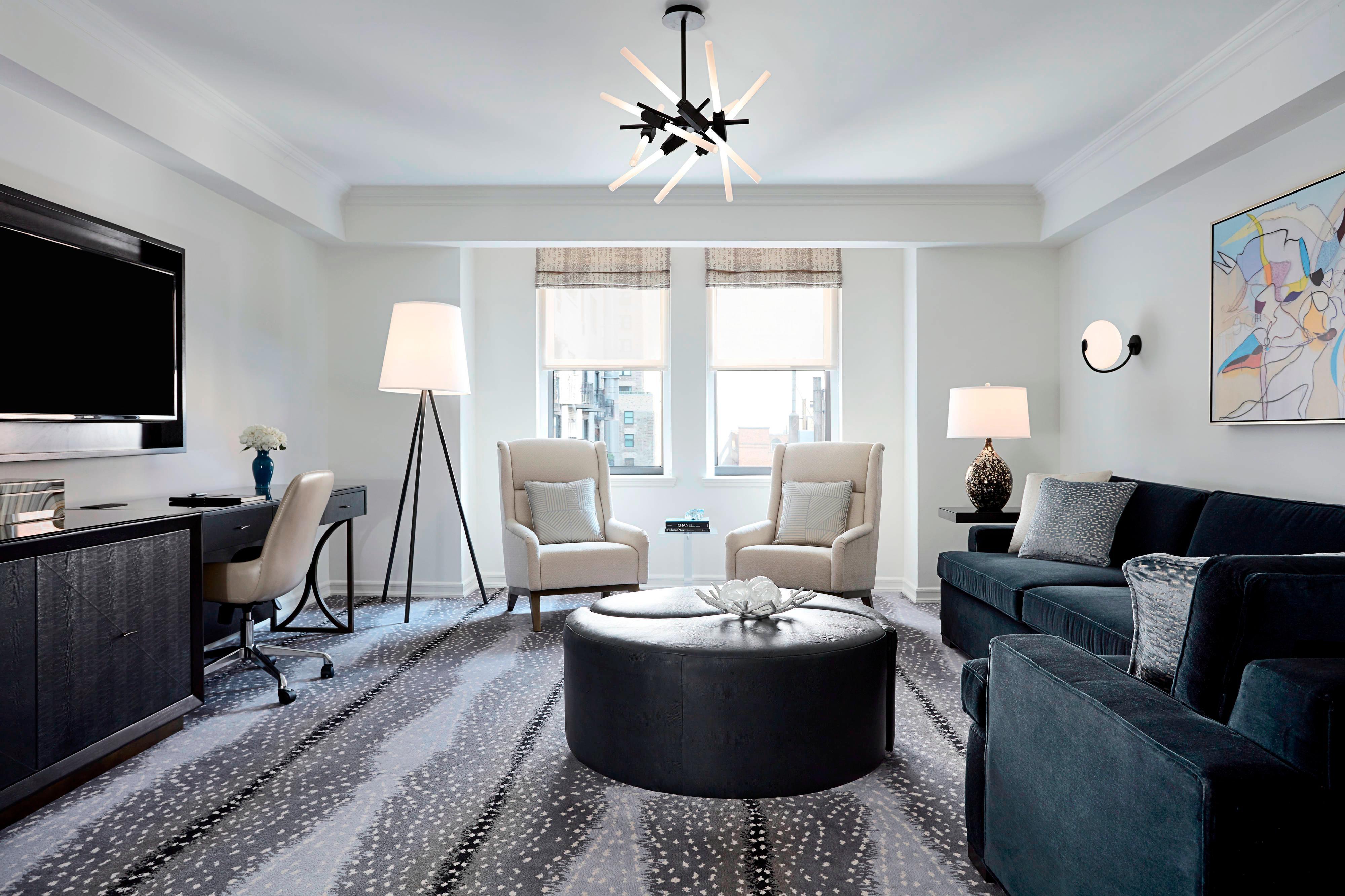 Nyc Hotel Suites - Manhattan Jw Marriott Essex House