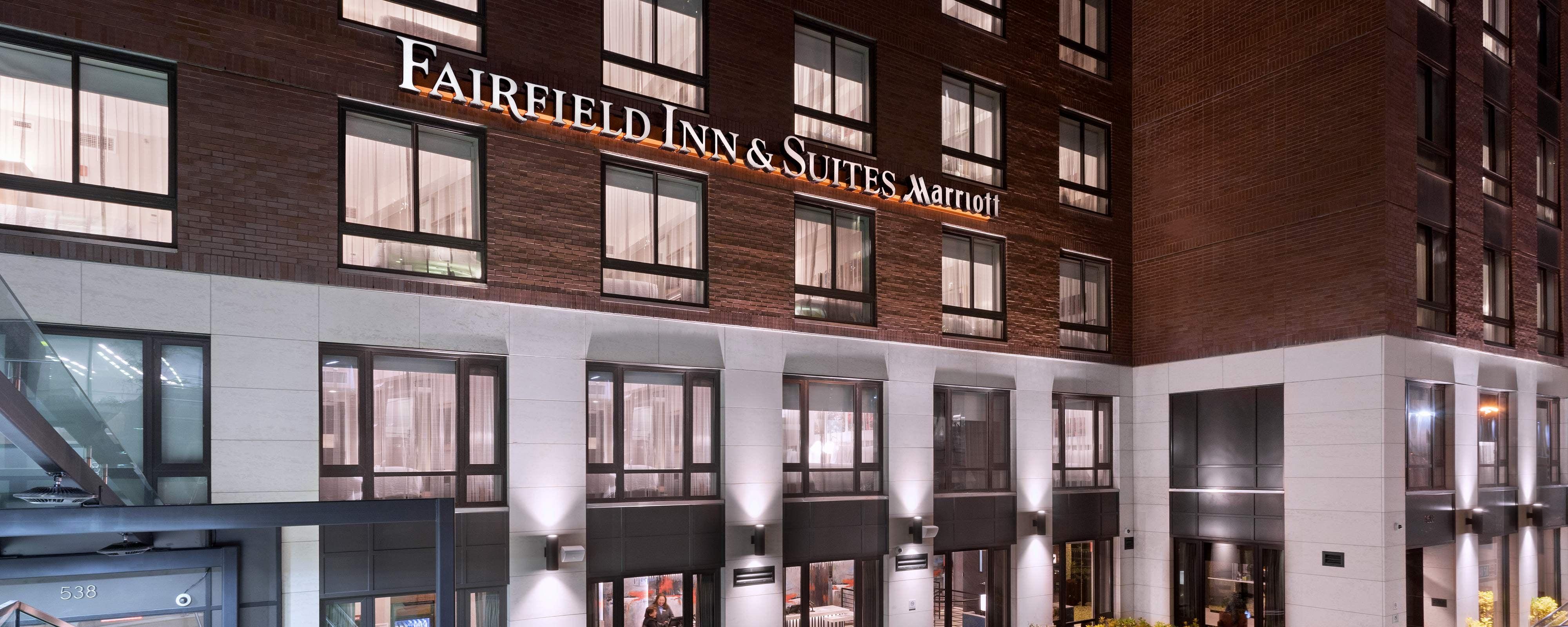 Central Park Hotel Fairfield Inn Suites New York