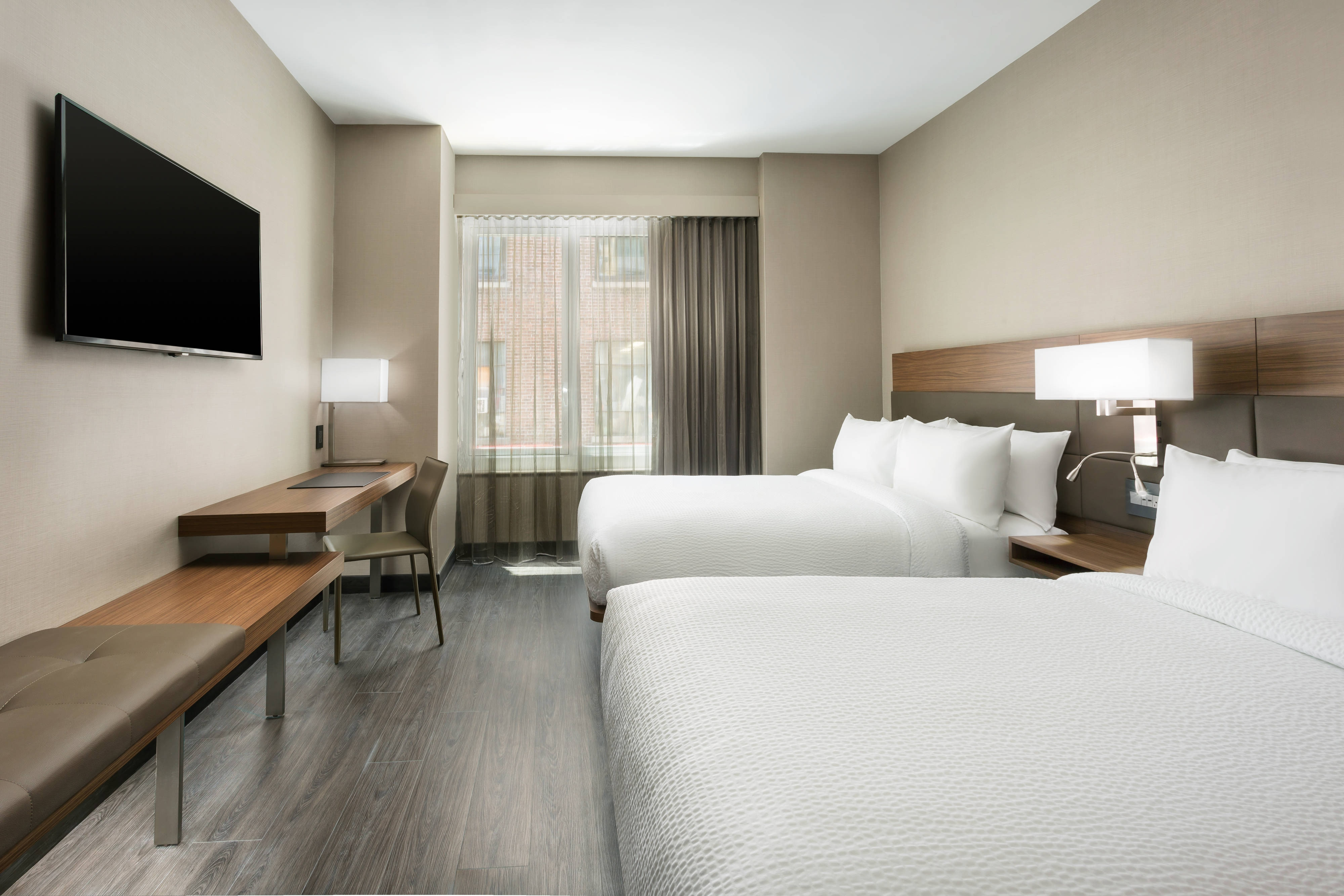Hotel Rooms & Amenities Ac York Times Square