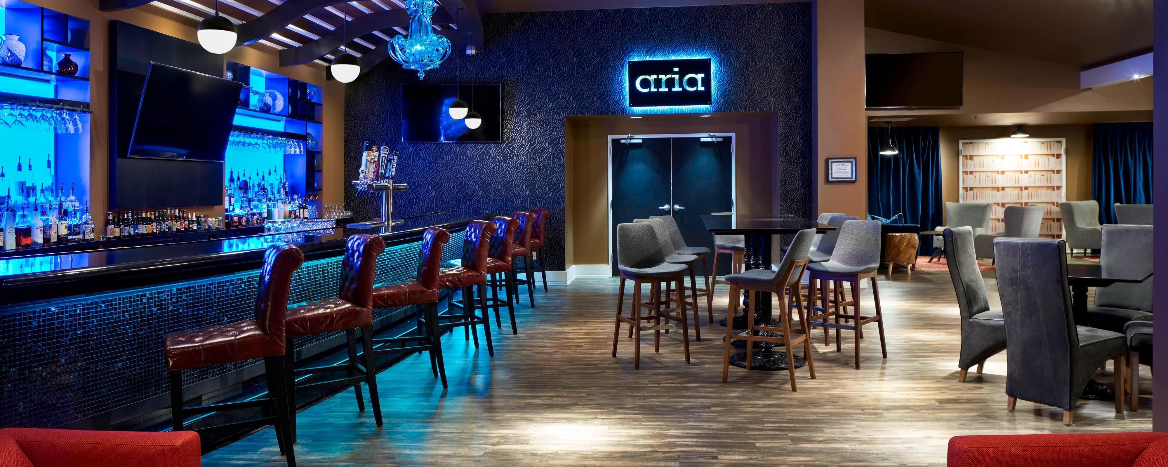 Restaurants and Bars Downtown OKC  Sheraton Oklahoma City