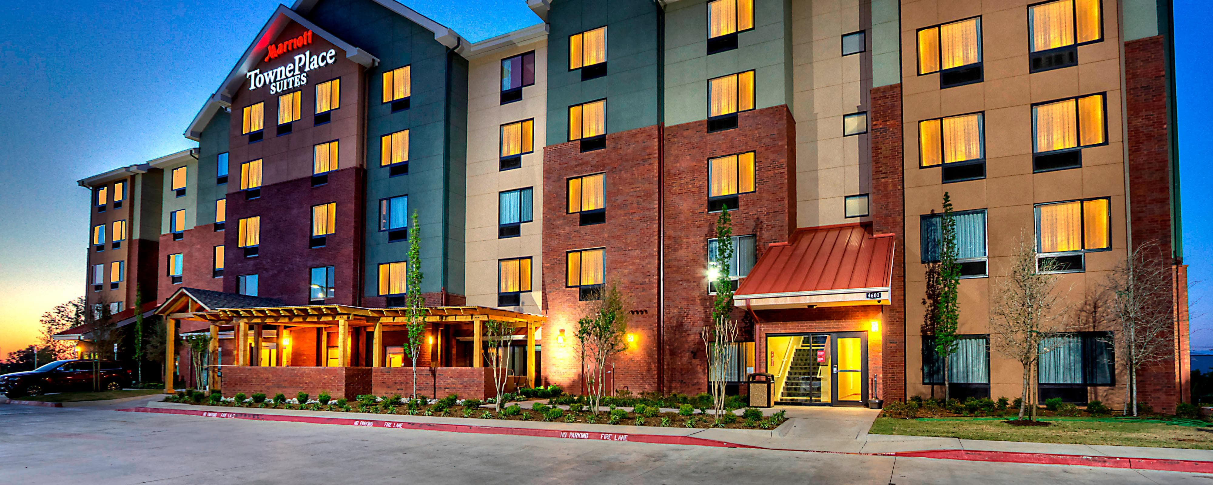 Extended Stay Oklahoma City Airport Towneplace Suites