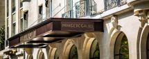 5-star Hotel In Paris Prince De Galles Luxury