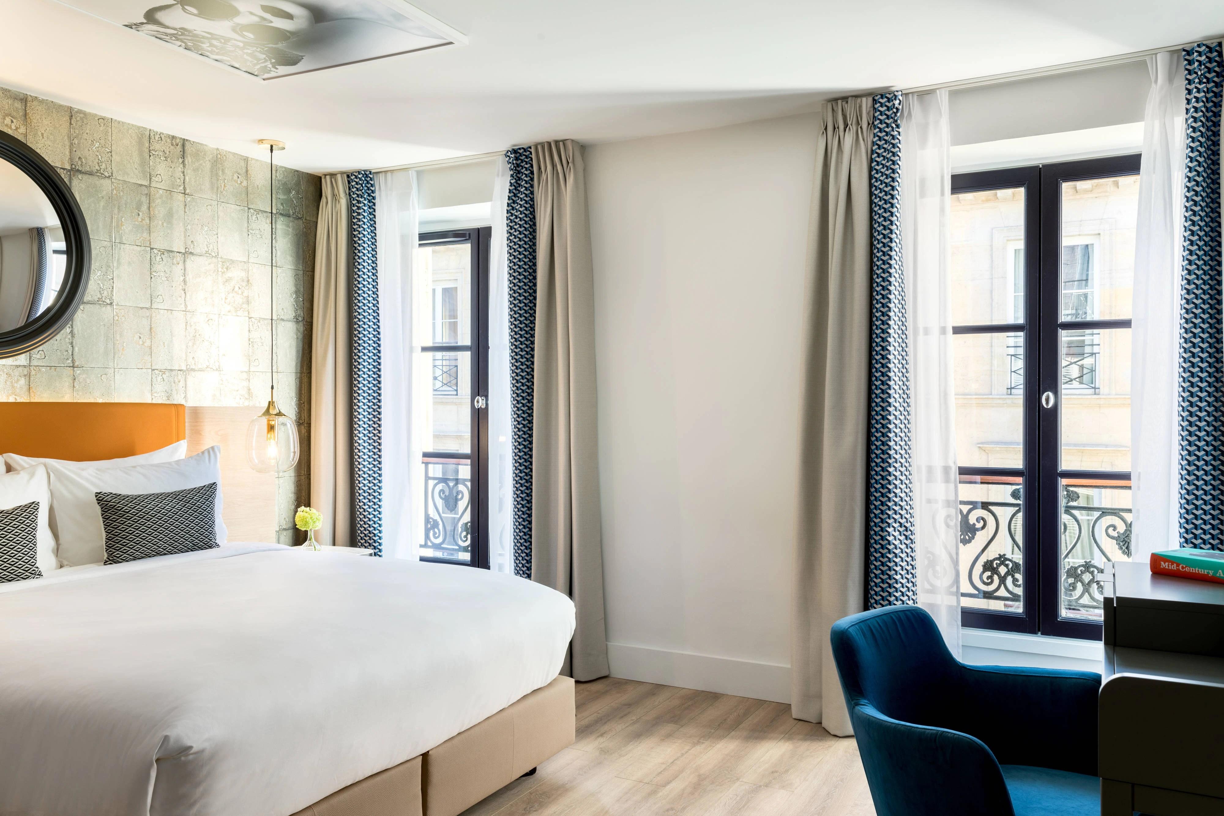 5-star Hotel In Paris France Renaissance Vendome