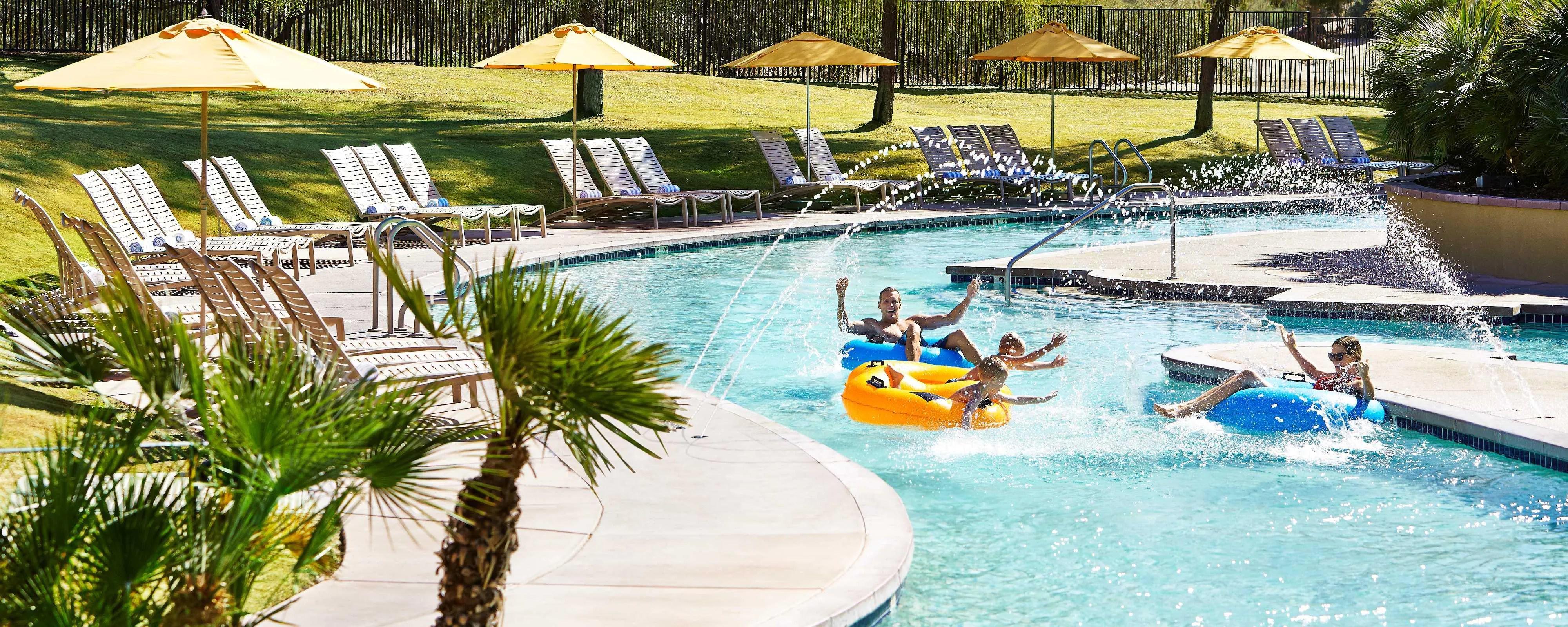 Lazy River Phoenix  JW Marriott Phoenix Resorts And Spas