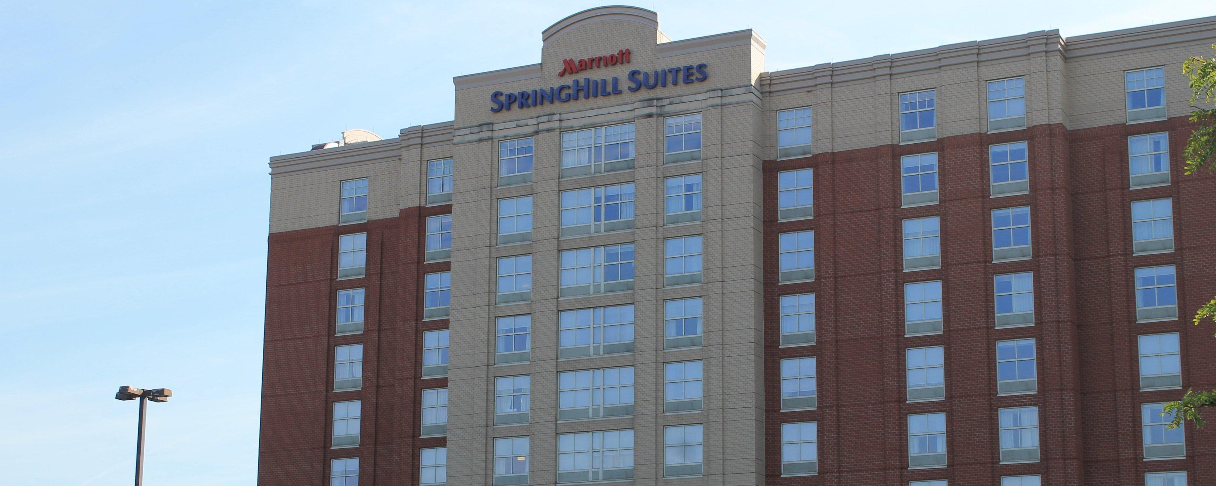 Hotel In North Shore Pittsburgh With Pool Springhill Suites