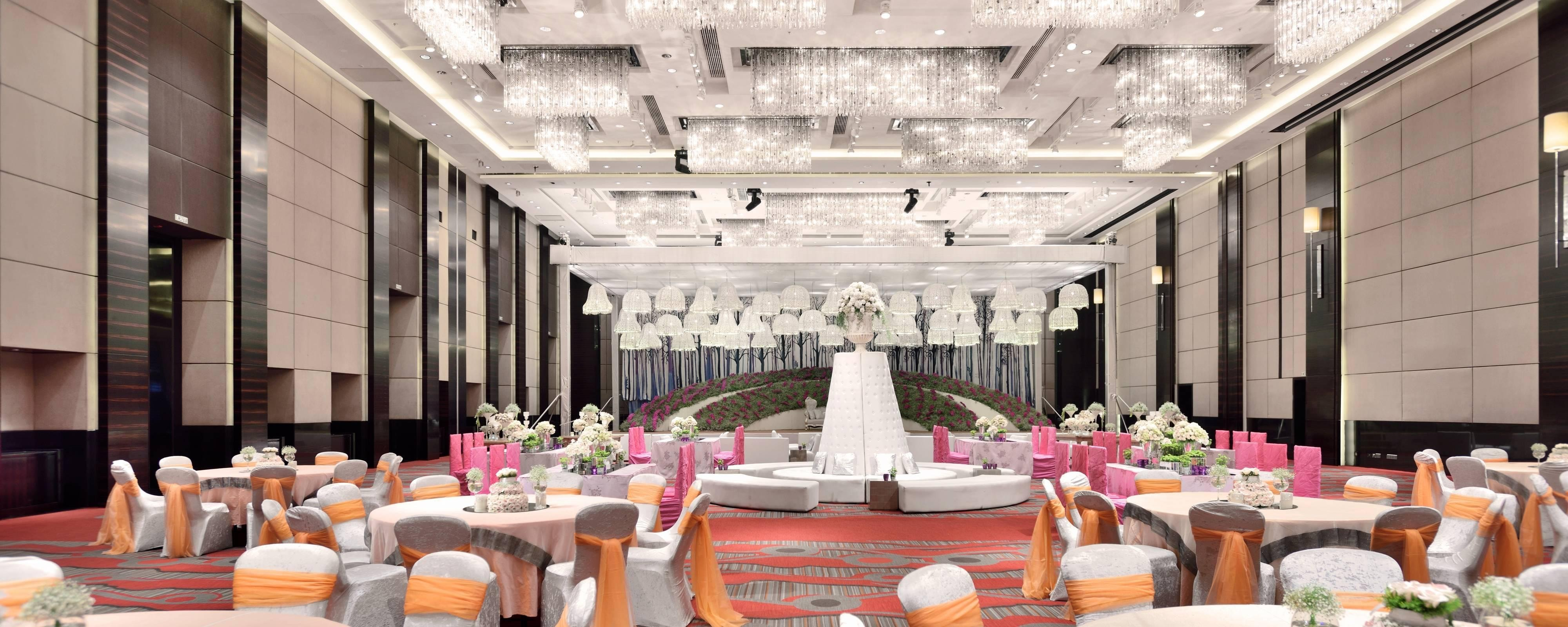 Banquet Halls in Pune  Wedding Hall Venues  JW Marriott