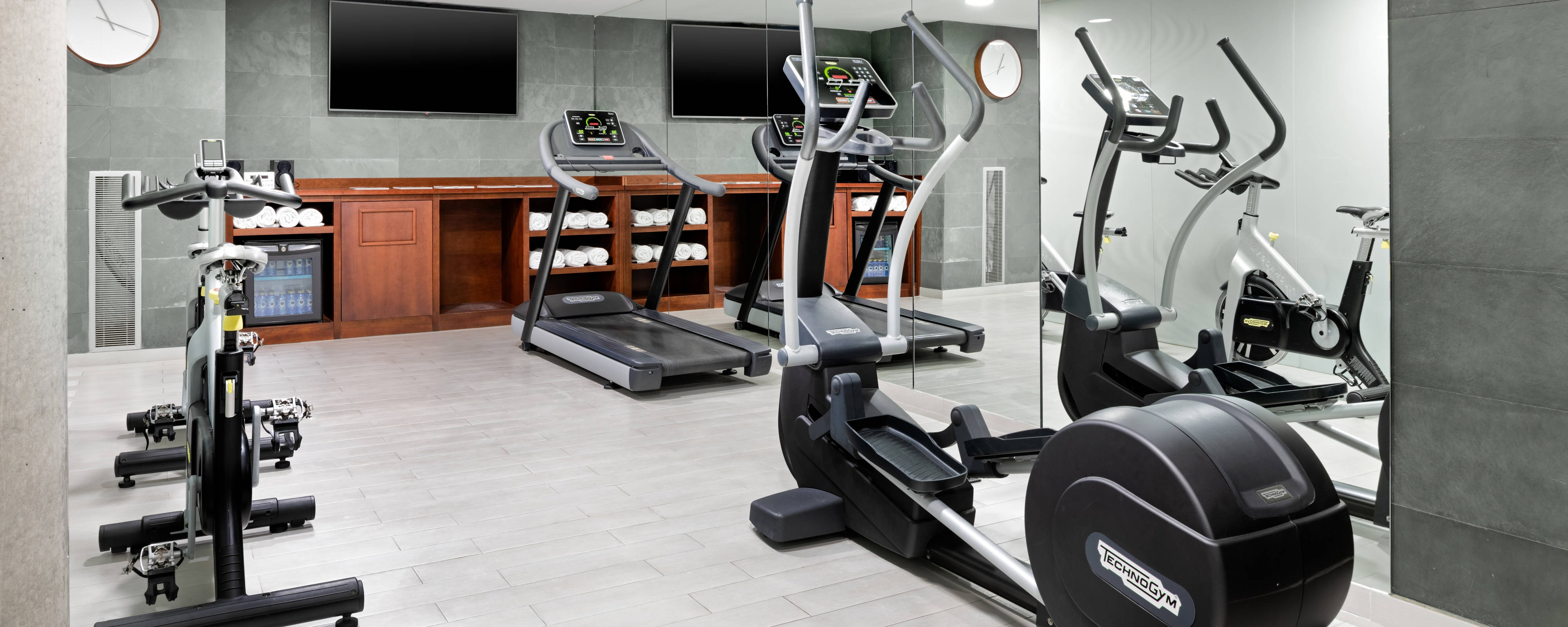 Workout In Hotel Logrono Ac Hotels