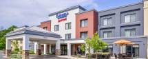 Hotels In Rochester Ny Fairfield Inn & Suites